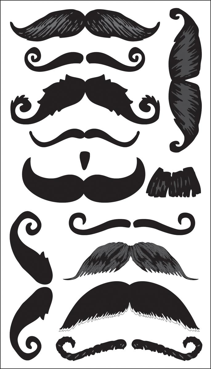 Sticko Mustache