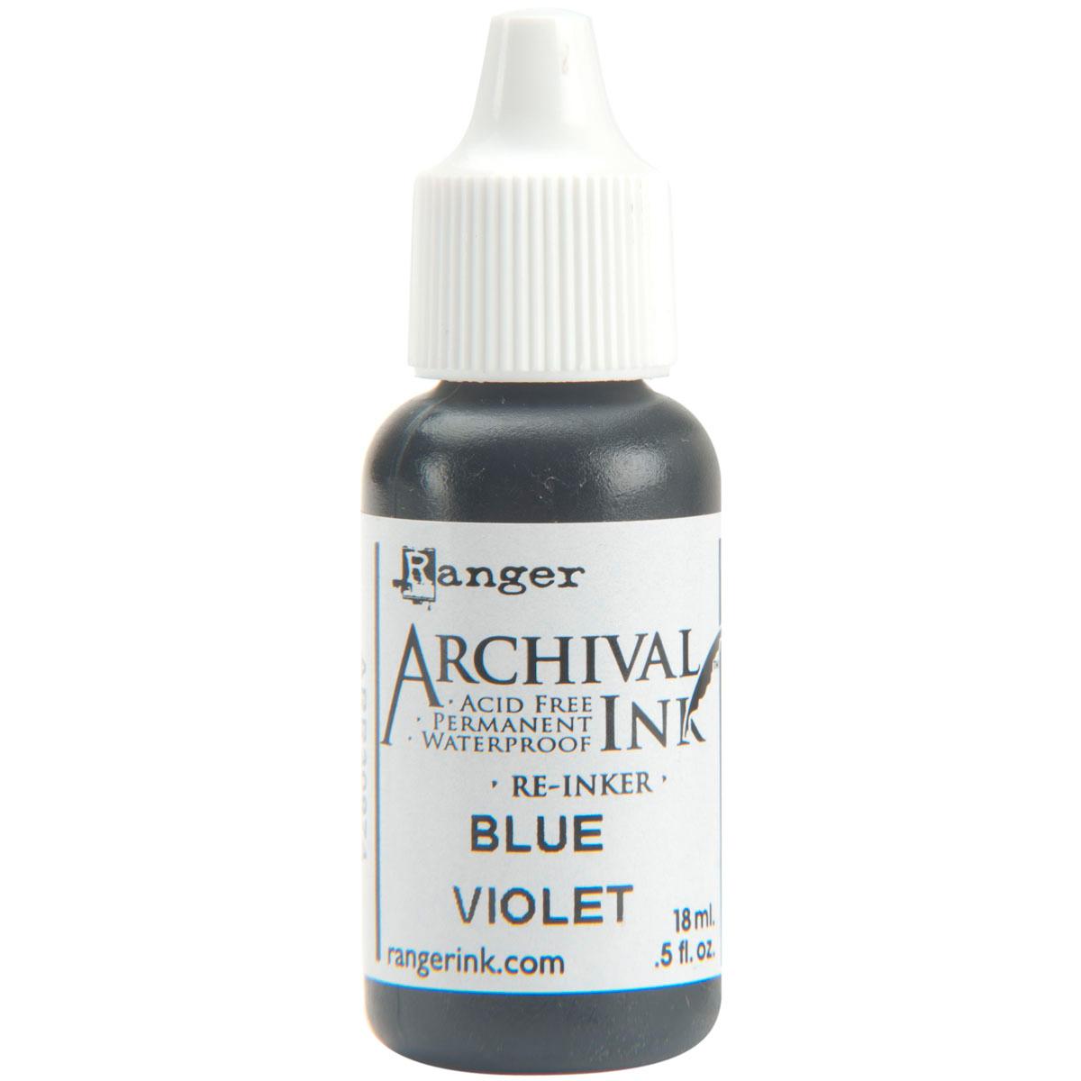 blue violet reinker