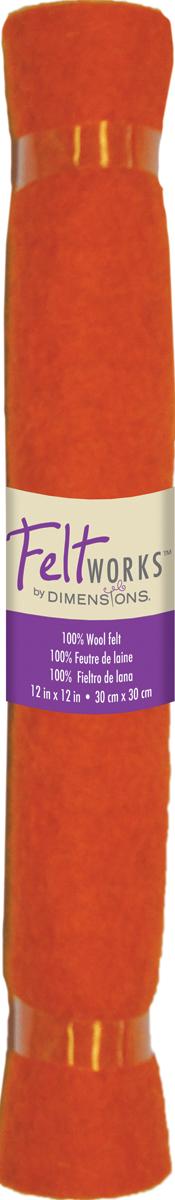 Dimensions Feltworks Felt Roll 12X12