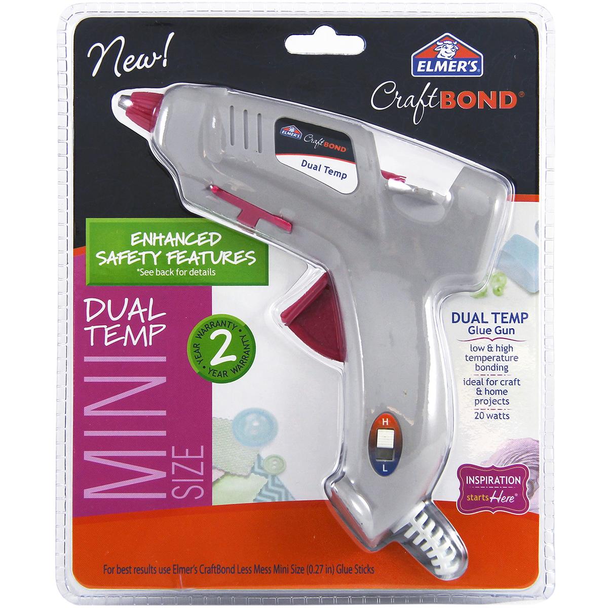Elmer's CraftBond Dual-Temp Mini Glue Gun