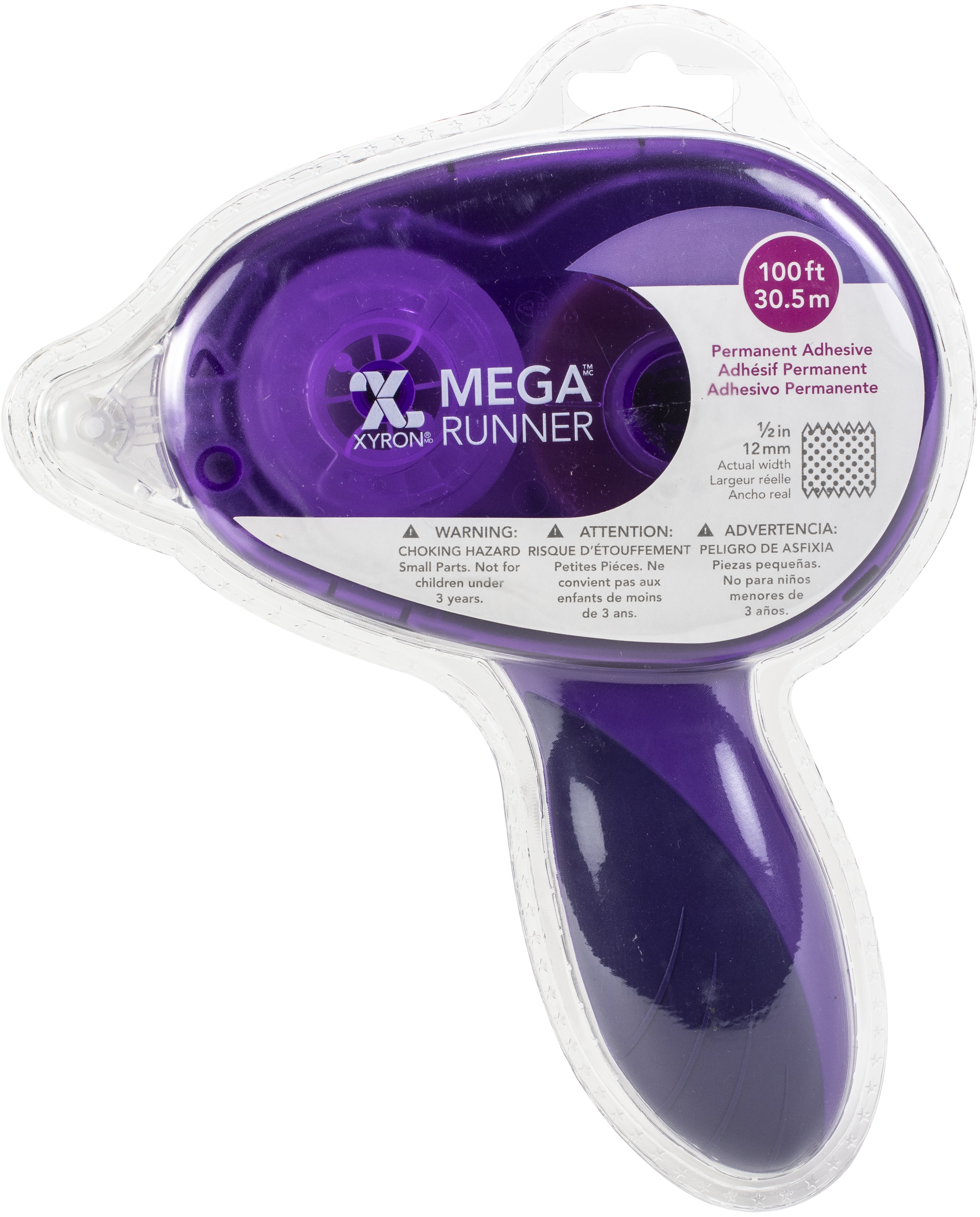 1/2X100' -Mega Runner 1/2