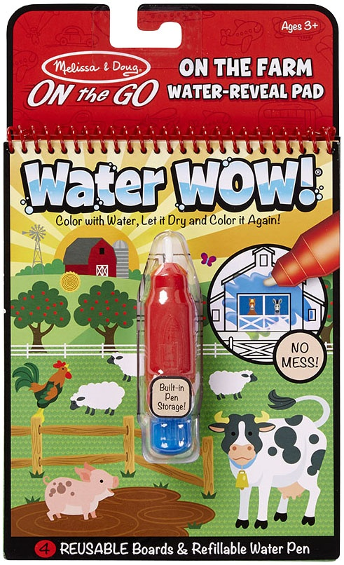 On The Go Water Wow!-On The Farm