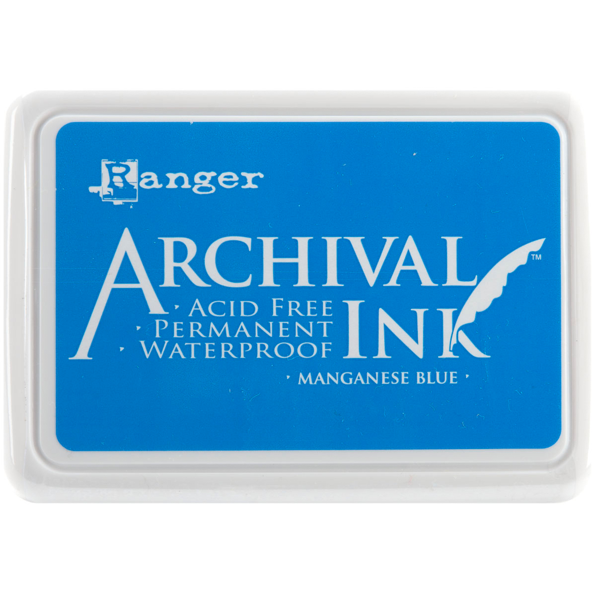 Archival Ink - Manganese Blue