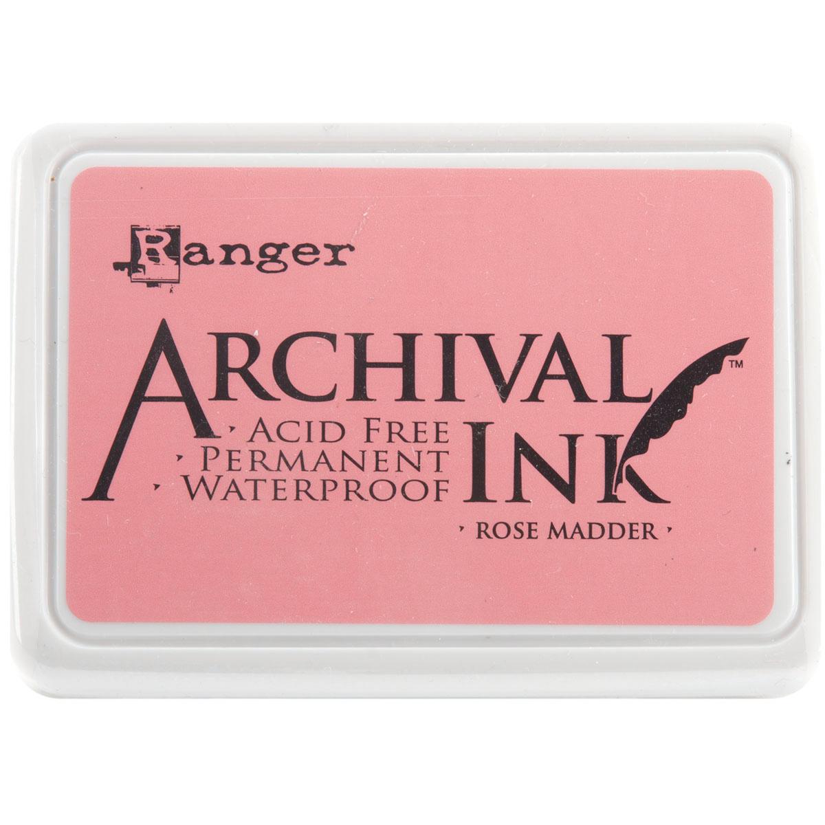 Archival Ink - Rose Madder