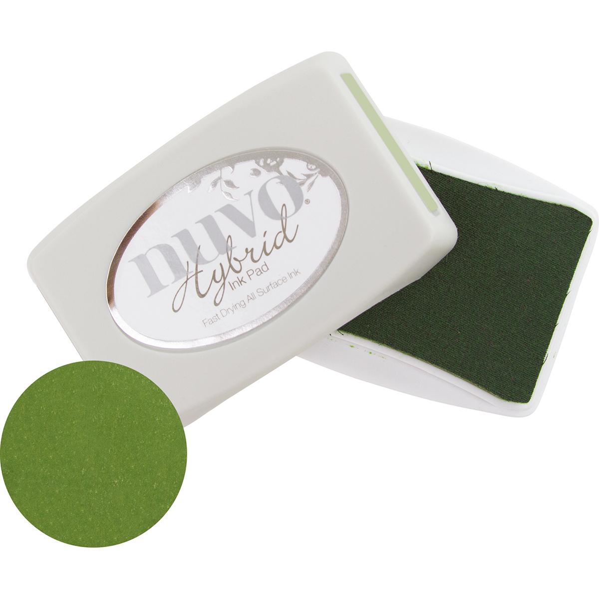 Nuvo Hybrid Ink Pad-Safari Green