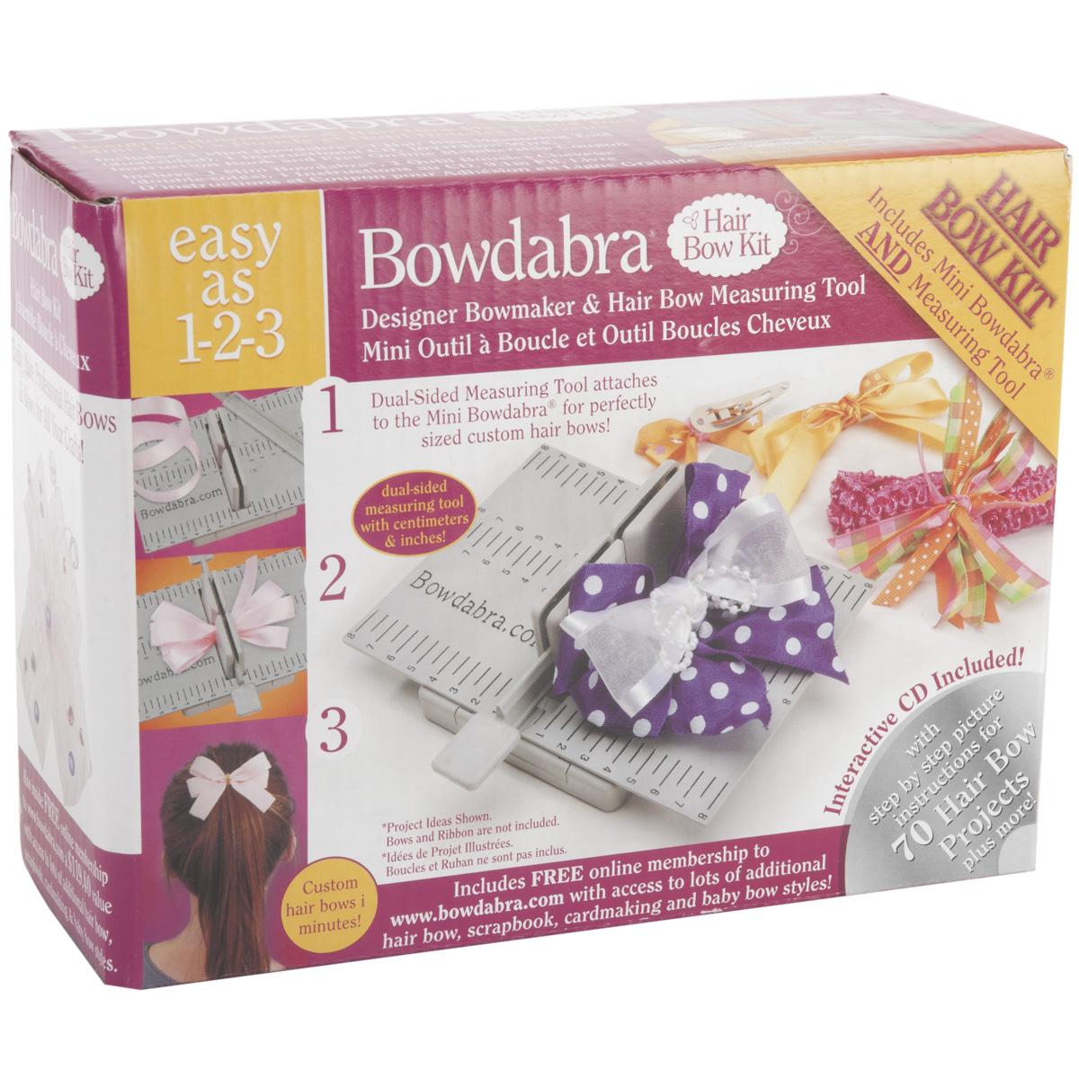 Bowdabra Hair Bow Kit-