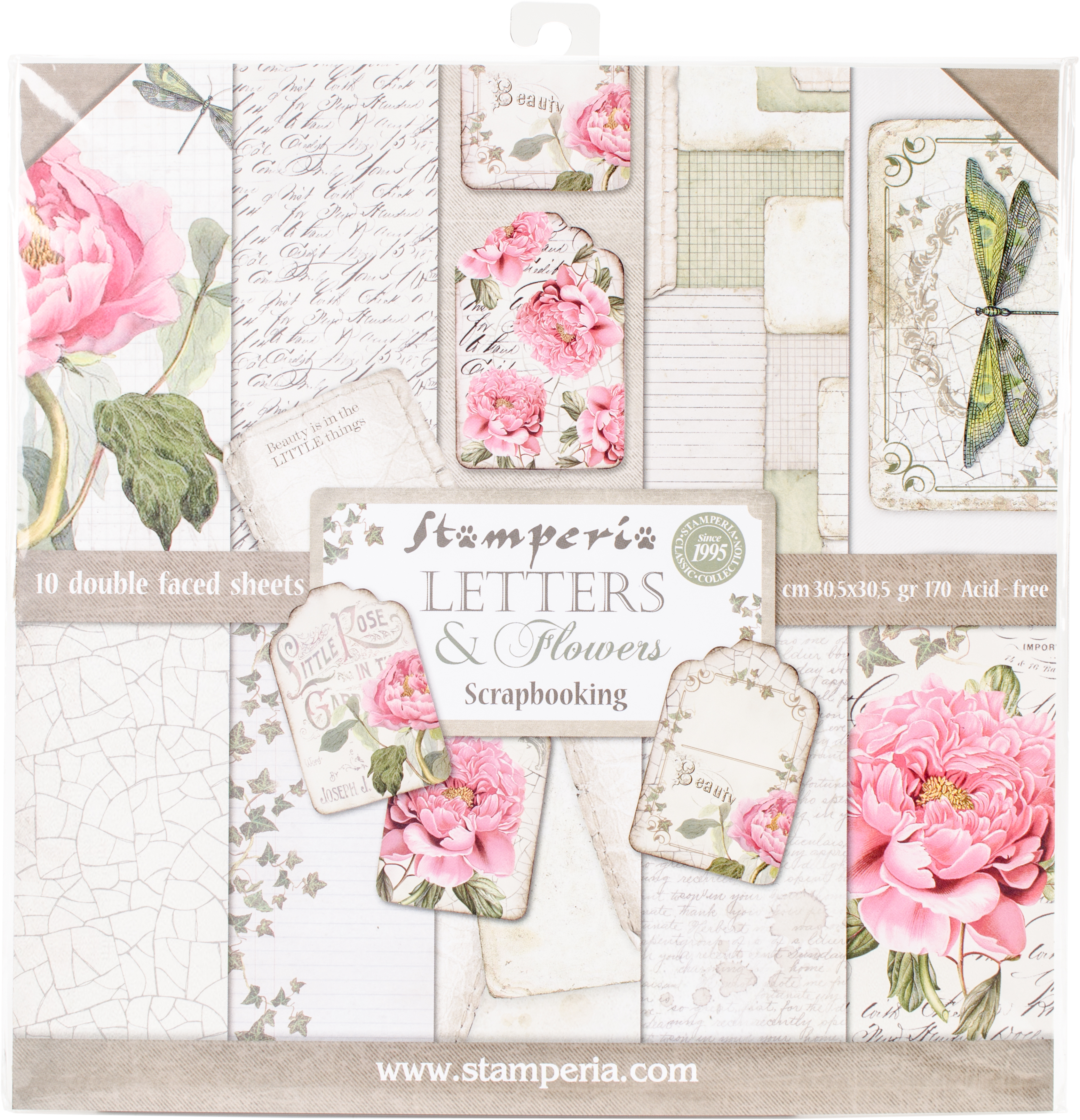 PPRP - LETTERS & FLOWERS