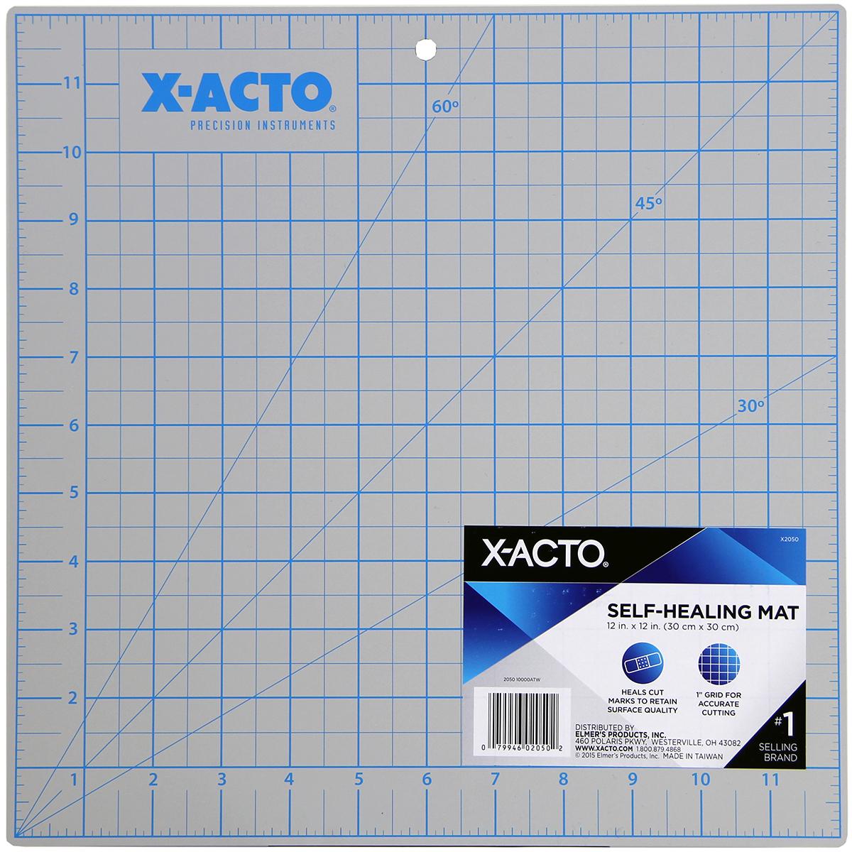 X-ACTO(R) Self-Healing Mat-12X12