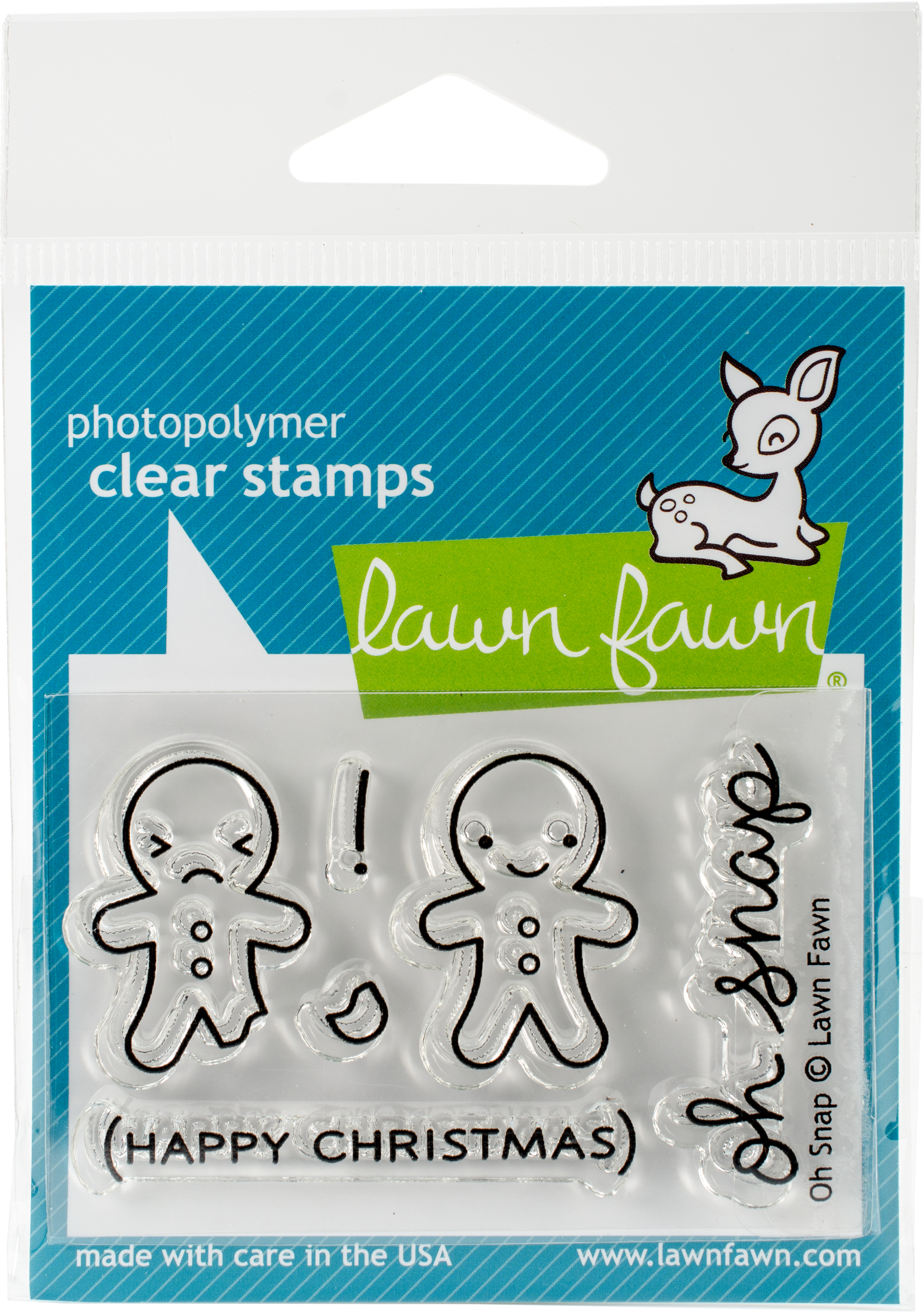 Oh Snap Stamp