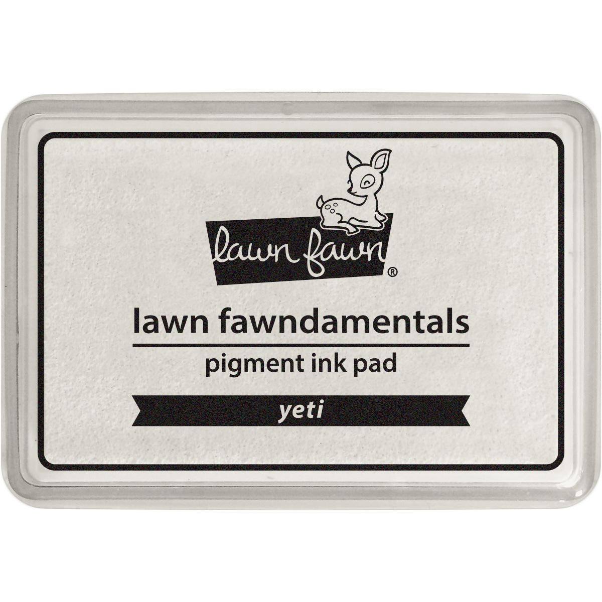 Lawn Fawn Pigment Ink Pad-Yeti