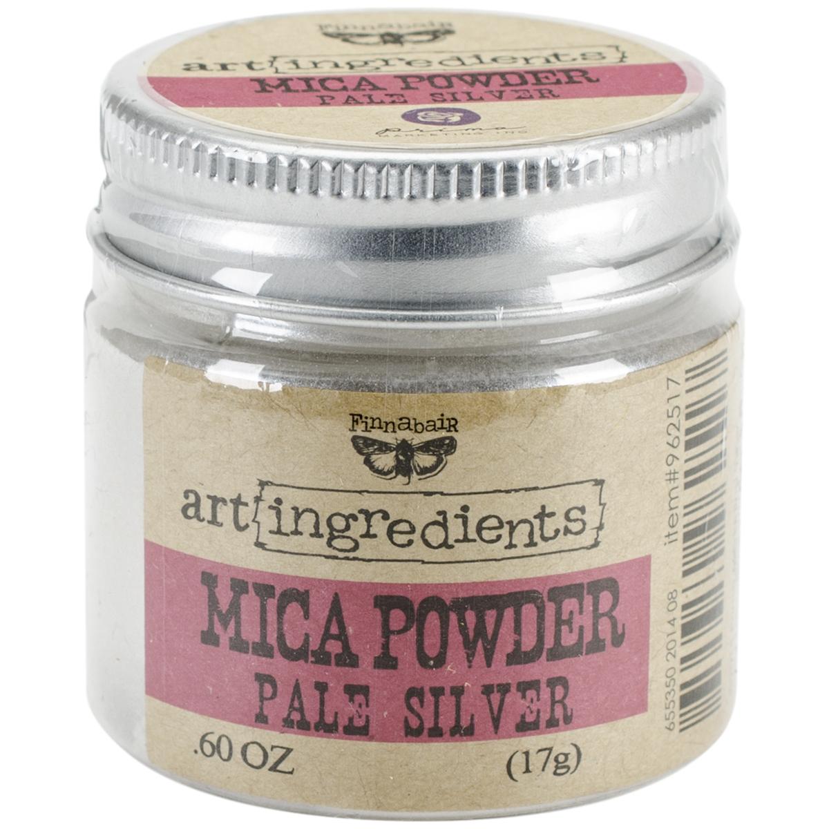Mica Powder Silver