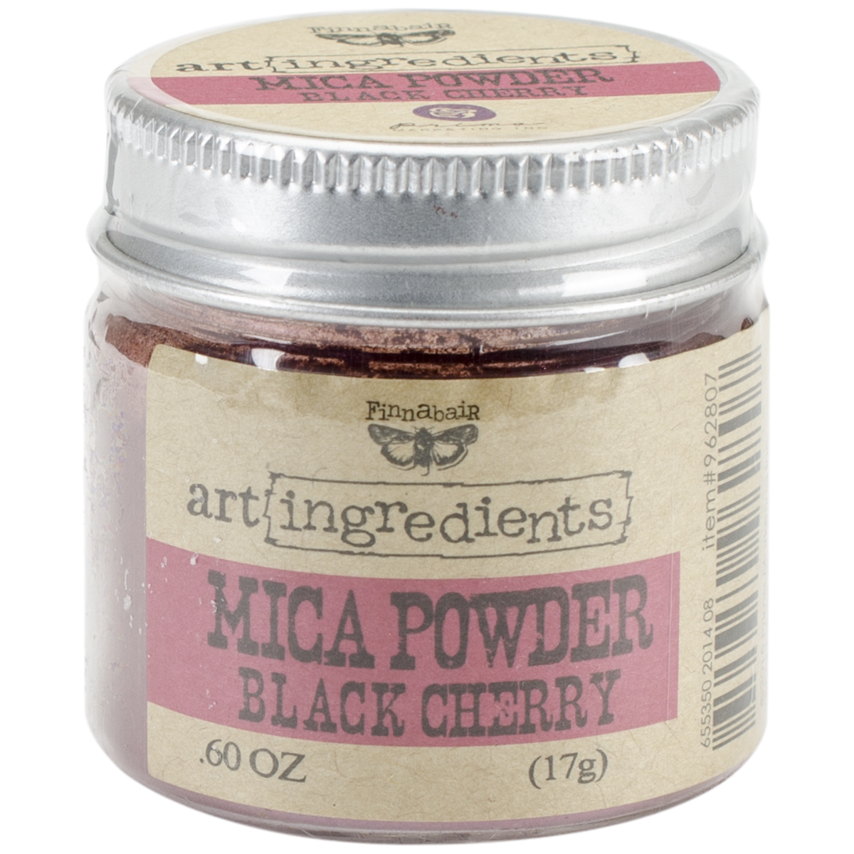 Mica Powder - Black Cherry