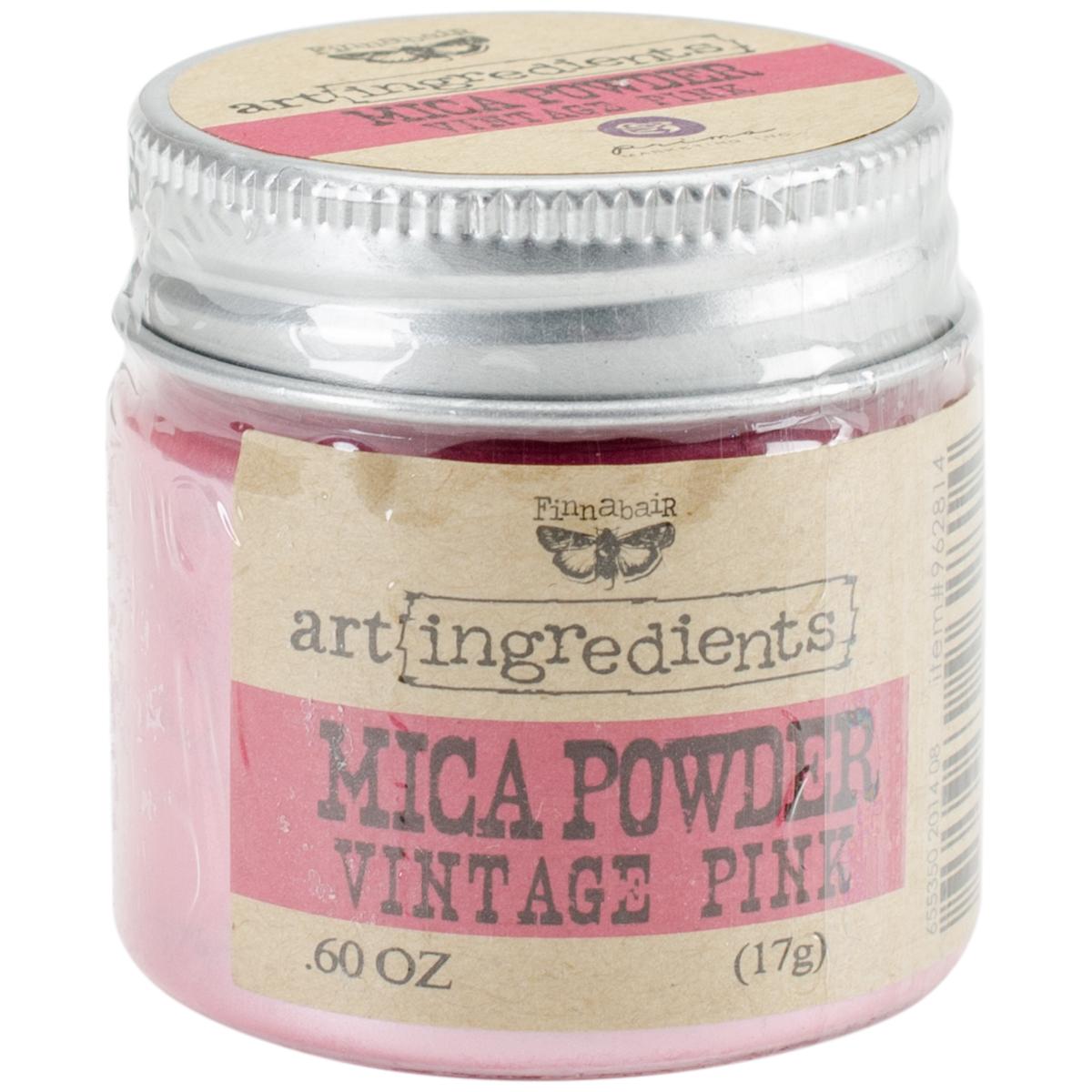 Mica Powder - Vintage Pink