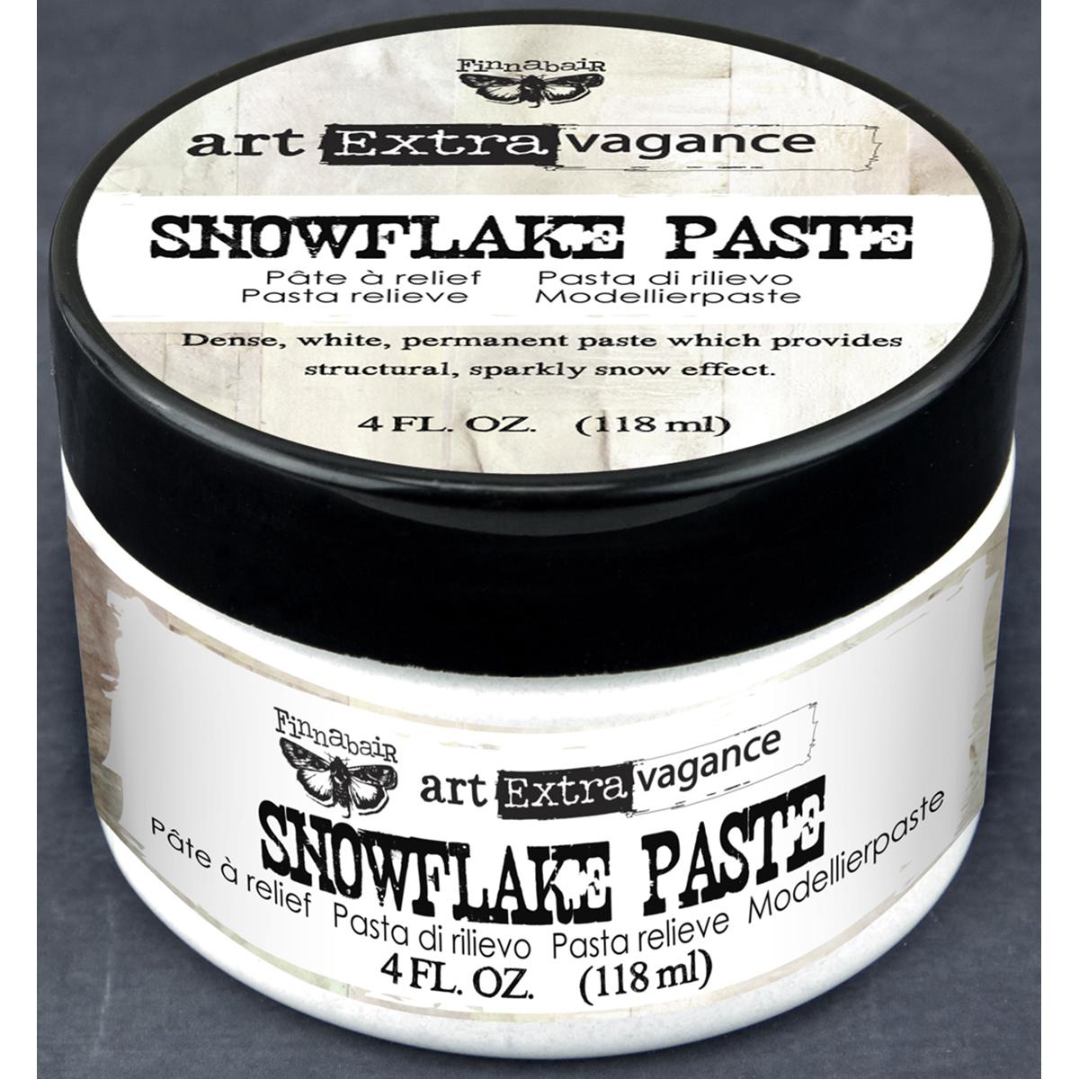 Snow Flake Paste