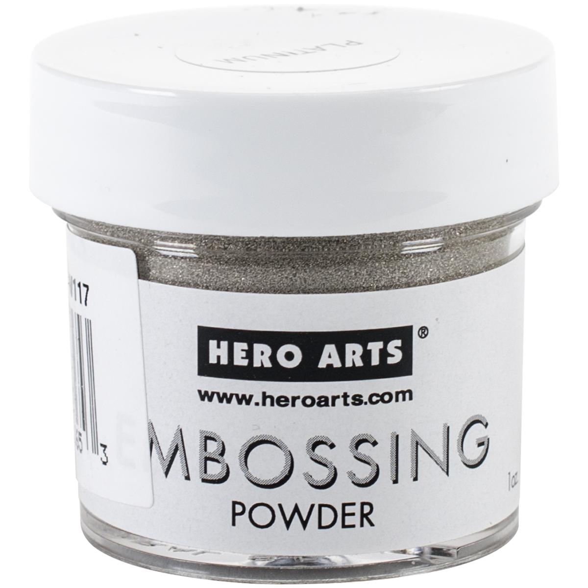 platinum embossing powder