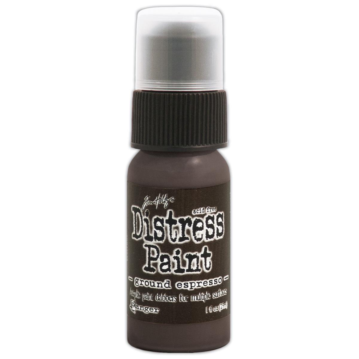 Distress Paint Ground Espresso