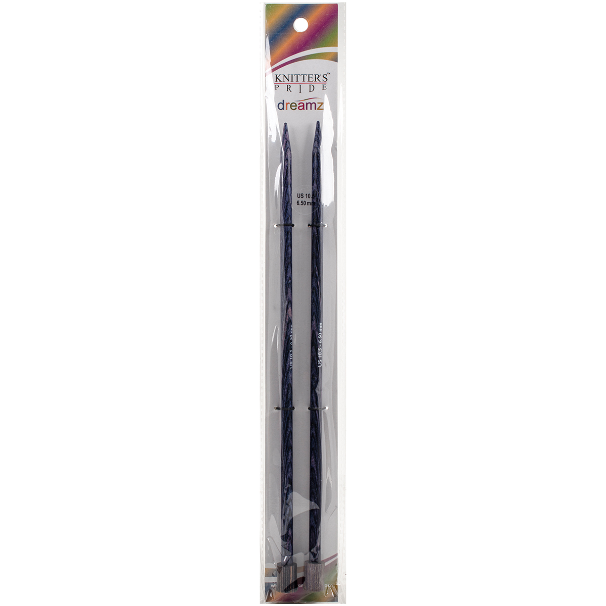 Knitter's Pride-Dreamz Single Pointed Needles 10-Size 7/4.5mm