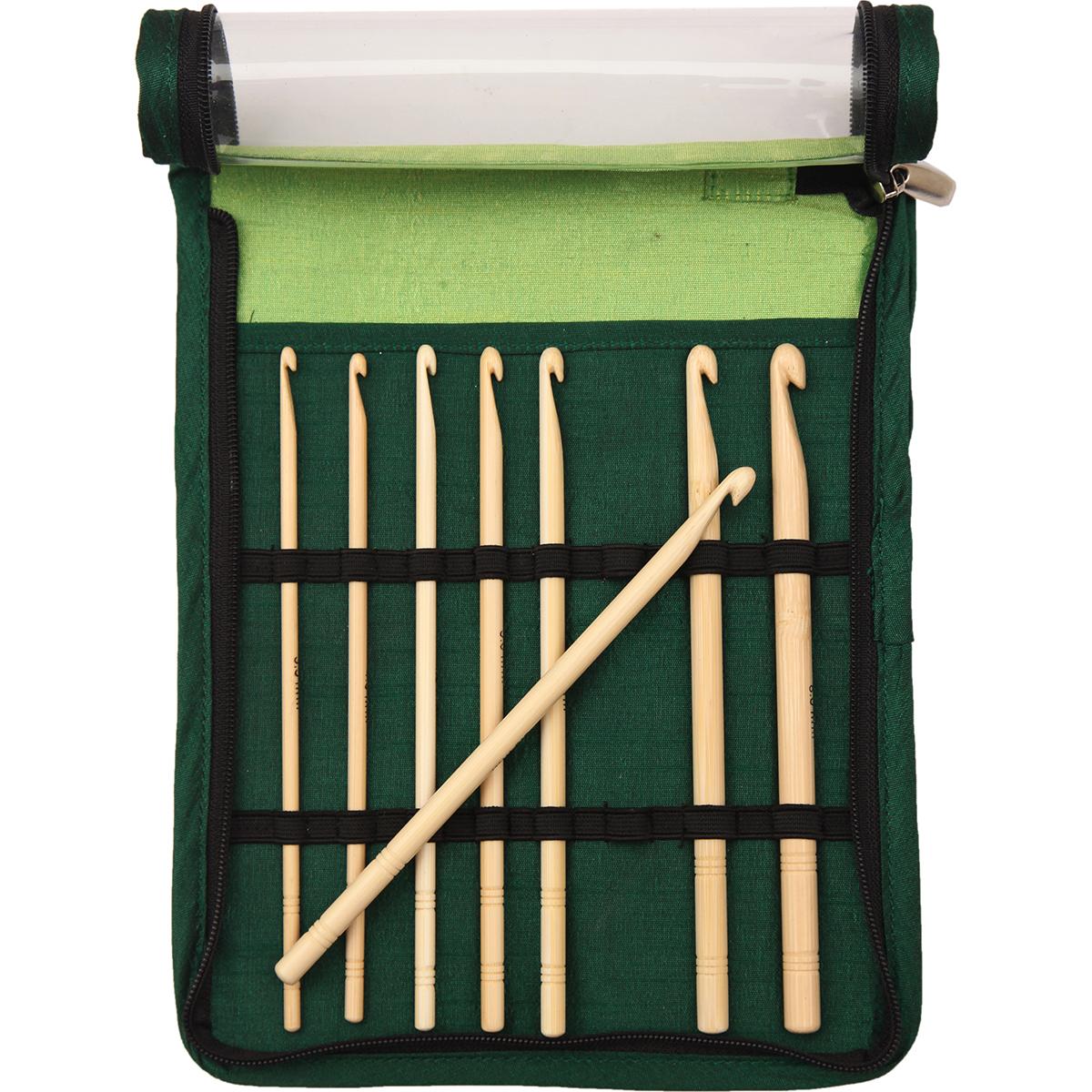Knitter's Pride Bamboo Crochet Hook Set