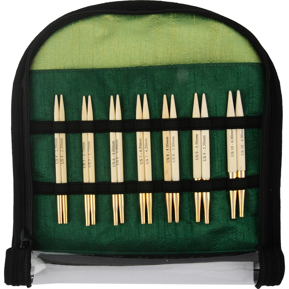 Knitter's Pride Bamboo Special Interchangeable Needles Set