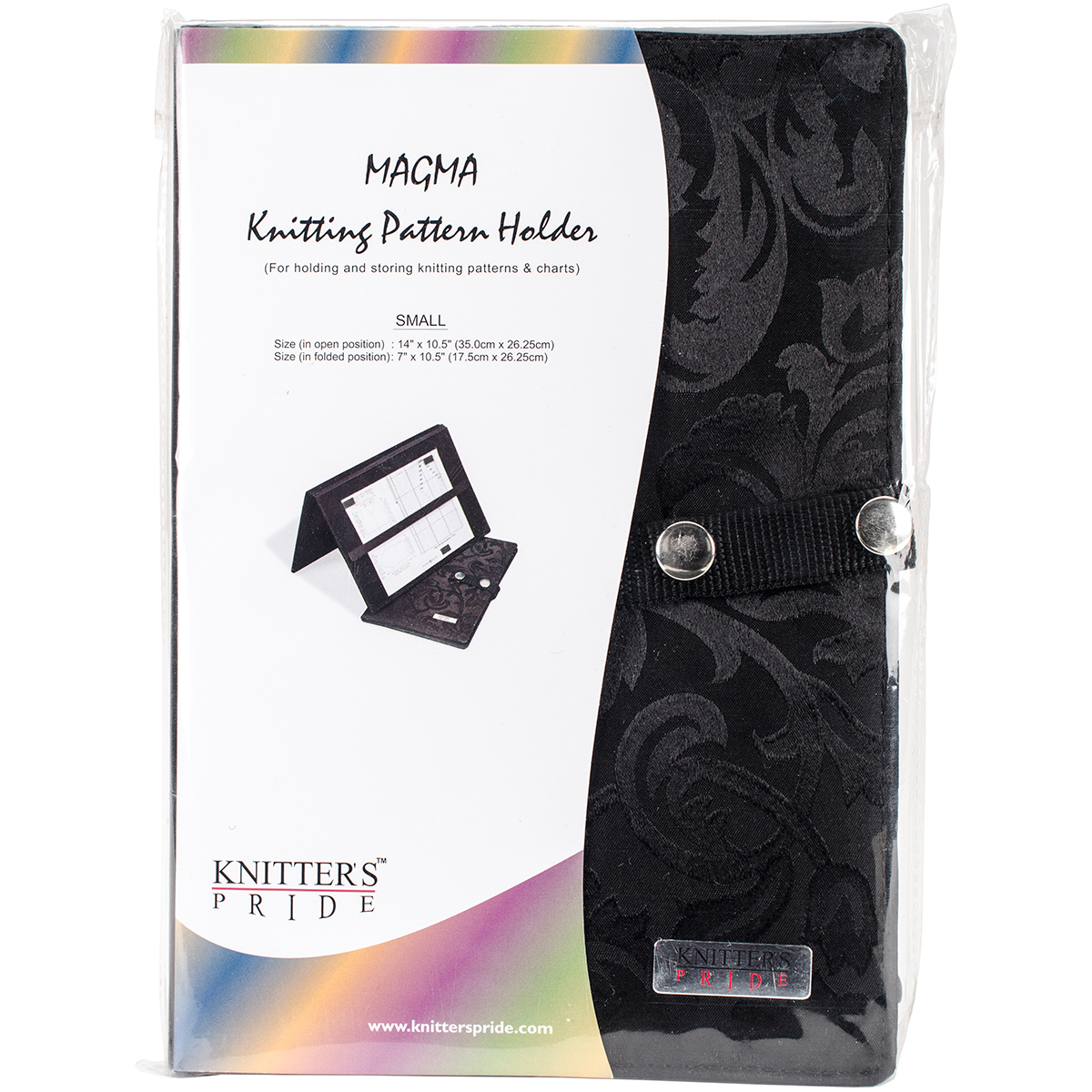 Knitter's Pride Pattern Holder Small - Magma