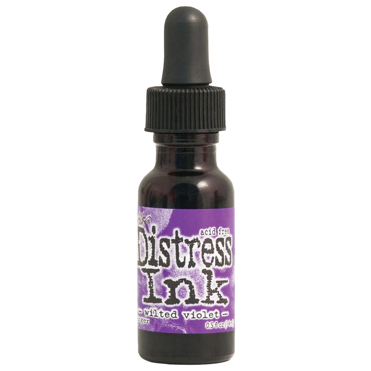 Distress Ink Wilted Violet reinker