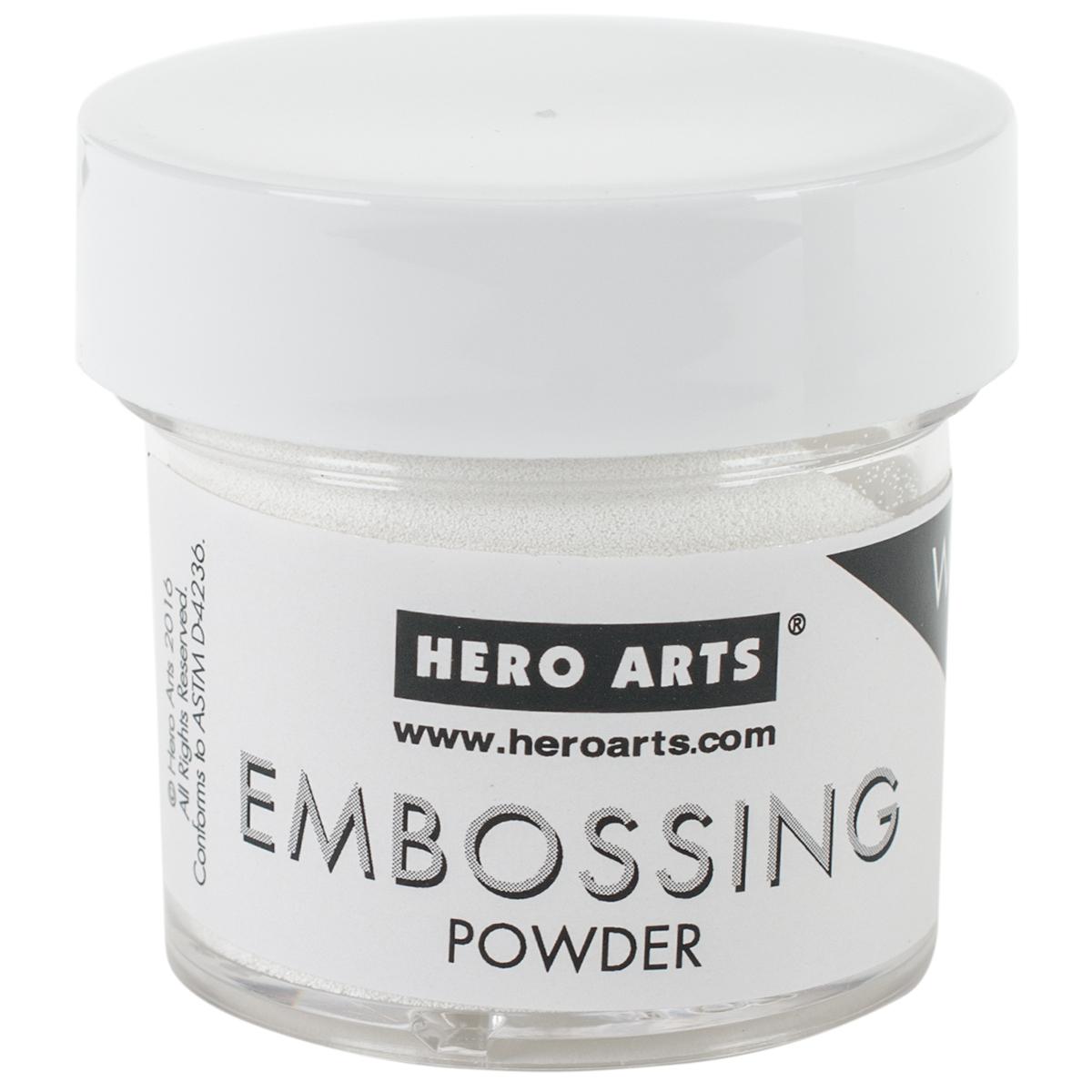 Hero Arts Embossing Powder -White