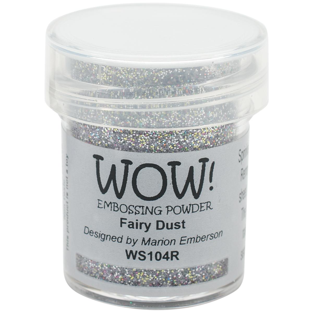 WOW Embossing Glitter - Fairy Dust