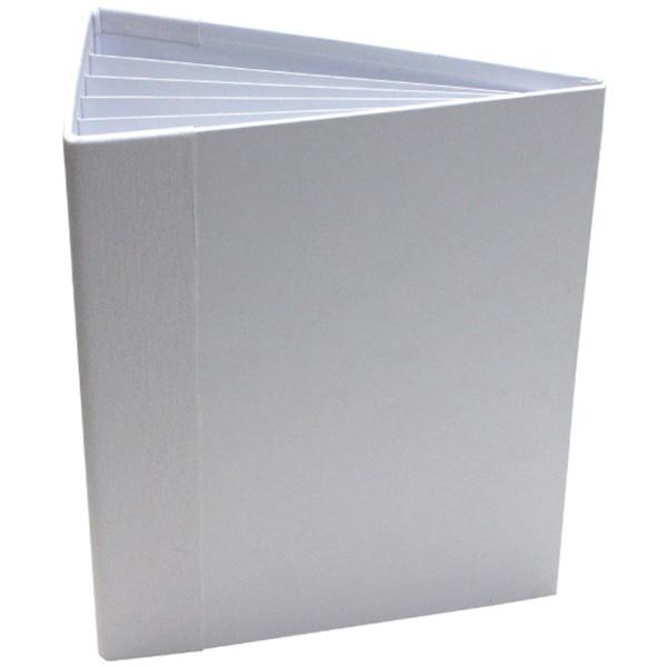 Heartfelt Creations 3D Flip Fold Album 7X9-Kraft