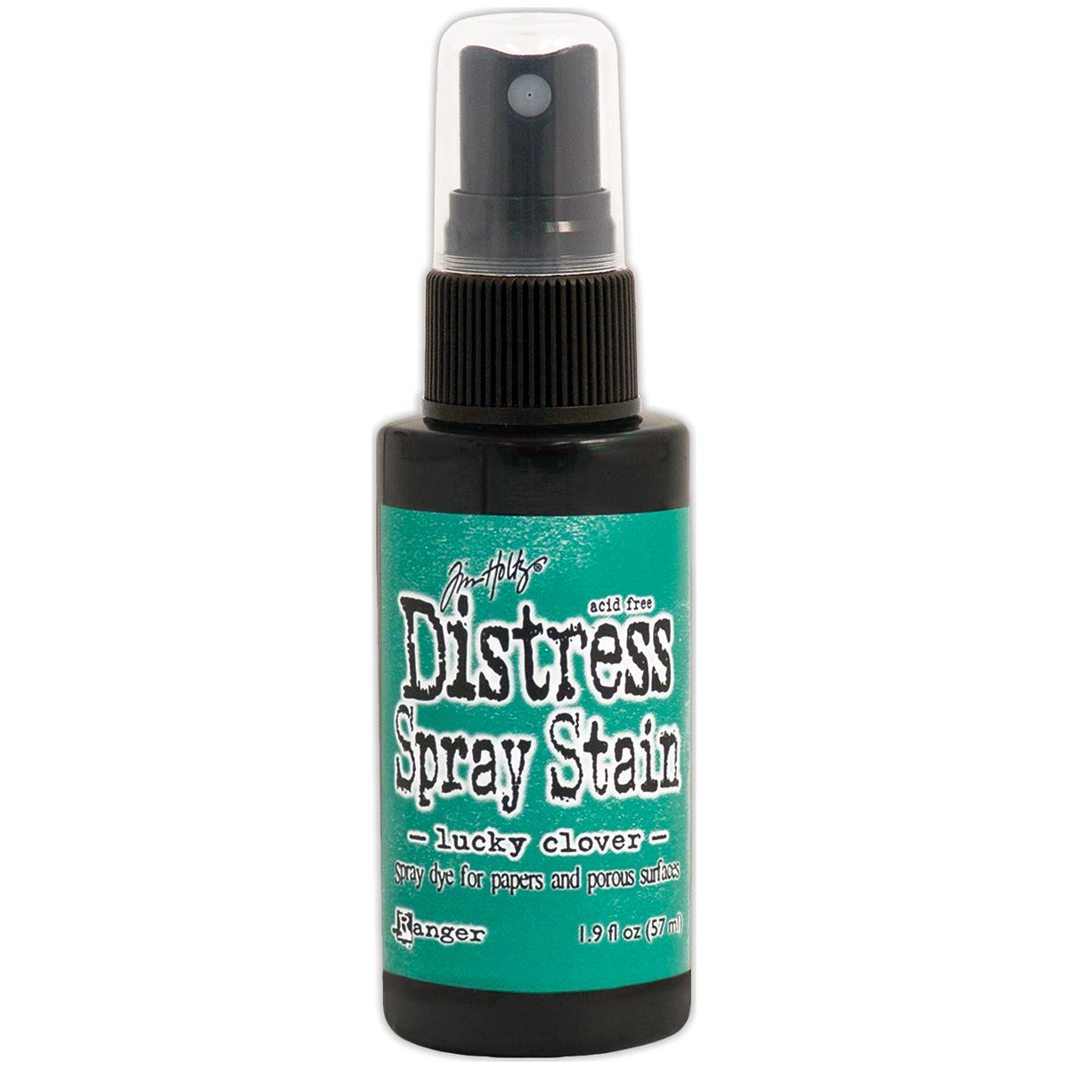 DISTRESS SPRAY STAIN-LUCKY CLOVER