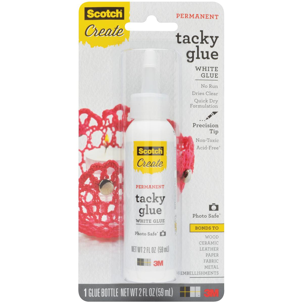 ADH - Scotch QUICK DRY TAcky Glue