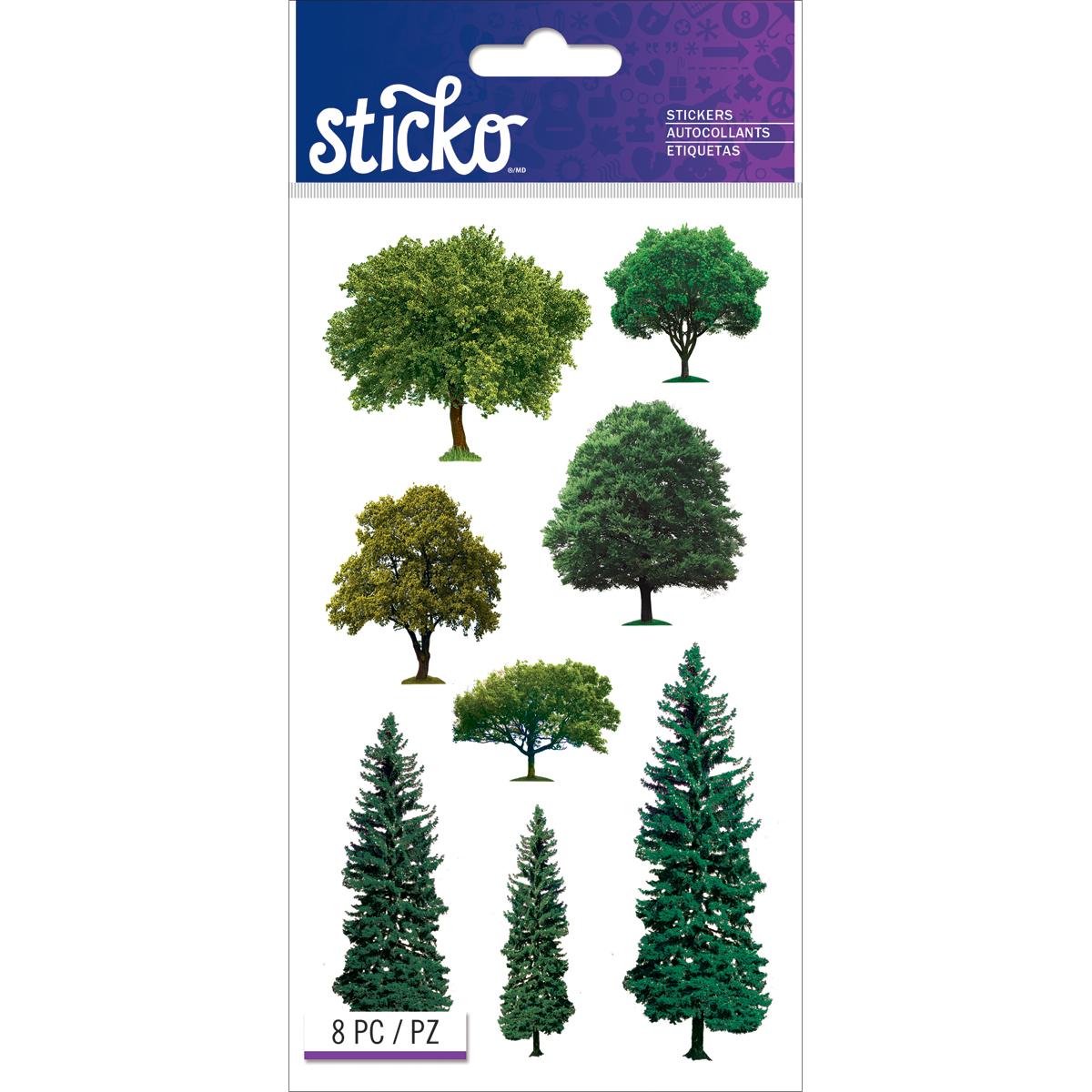 TREES     -STICKO CLASSC STICKR