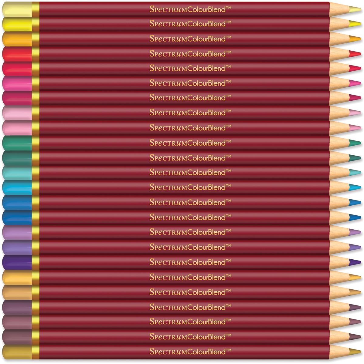 Spectrum Noir - ColourBlend Pencils: Primaries (24/pkg)