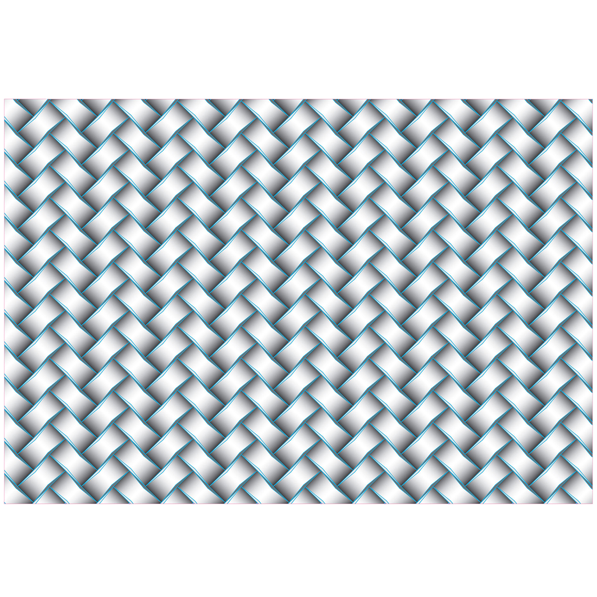Sizzix 3D Textured Impressions Embossing Folder-Woven