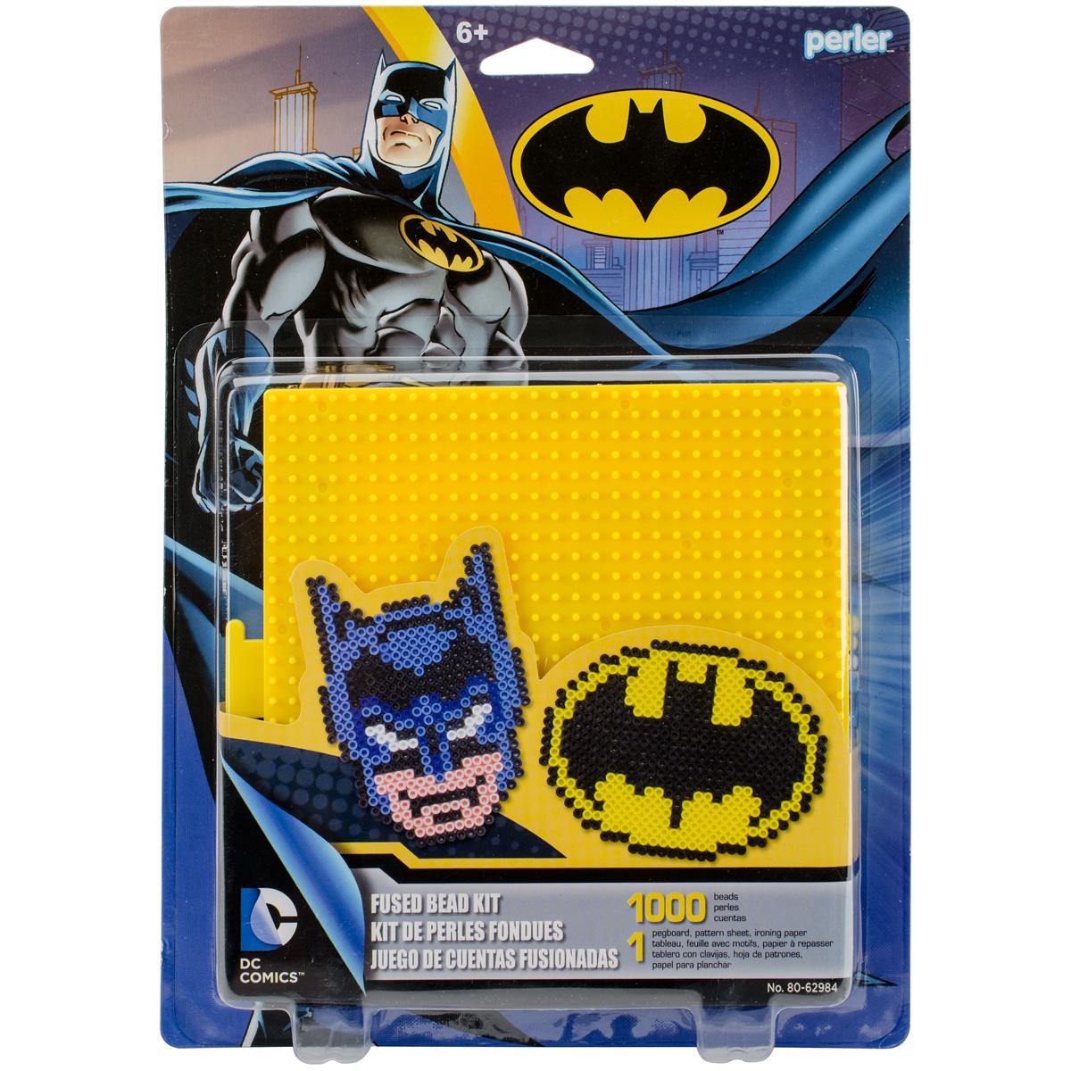 Perler Fused Bead Kit-Batman