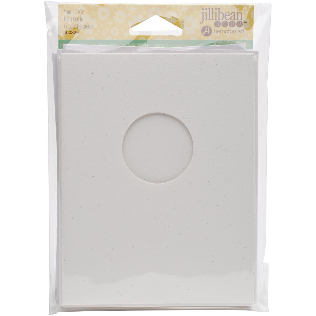 JB0829  Shaker Card - Circle
