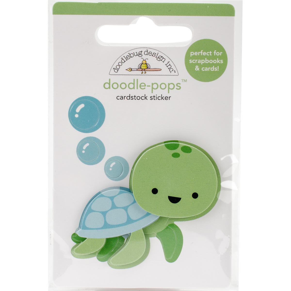 Doodle Pops - Tiny Turtle