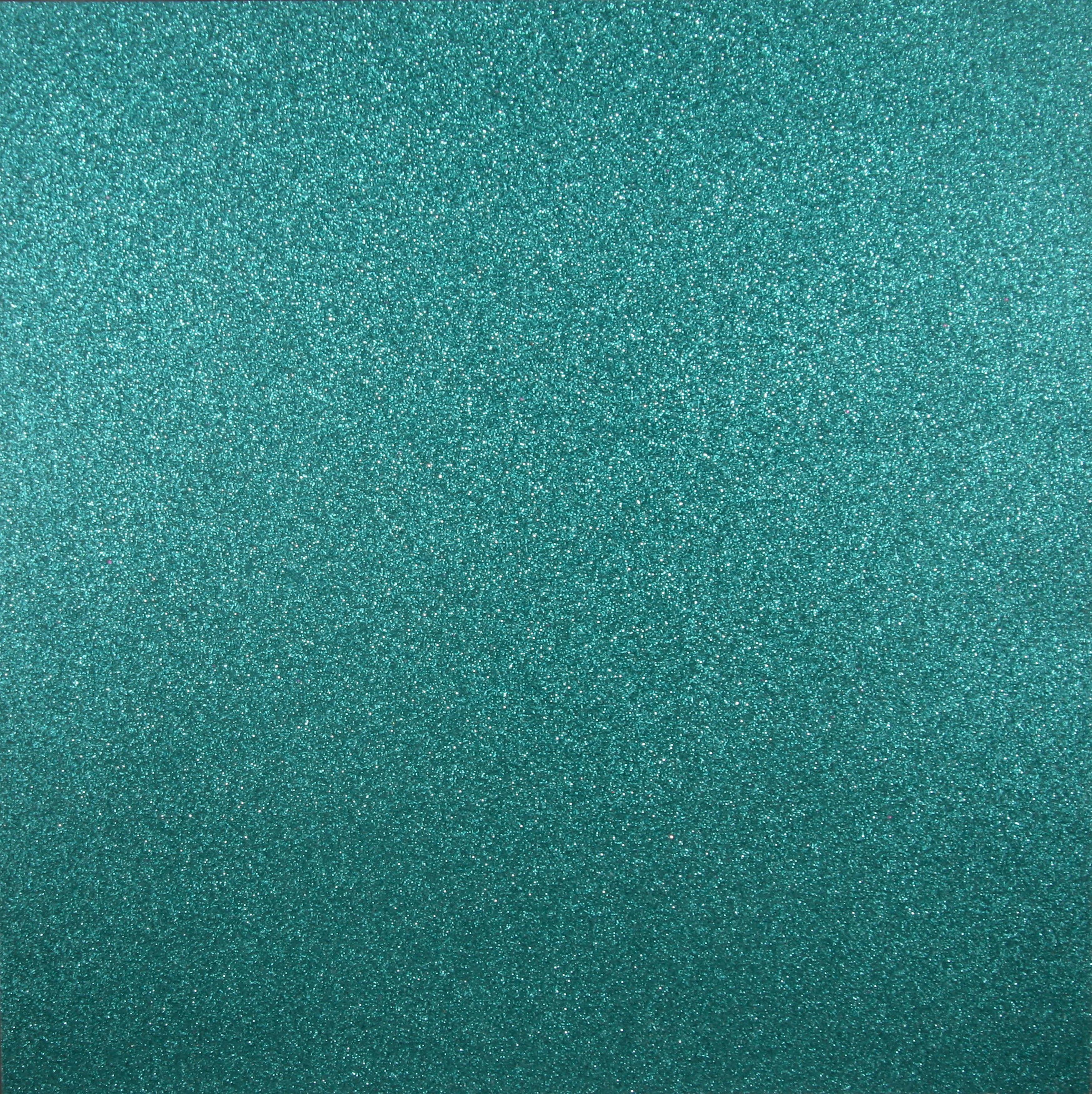 Glitter Cardstock Aqua