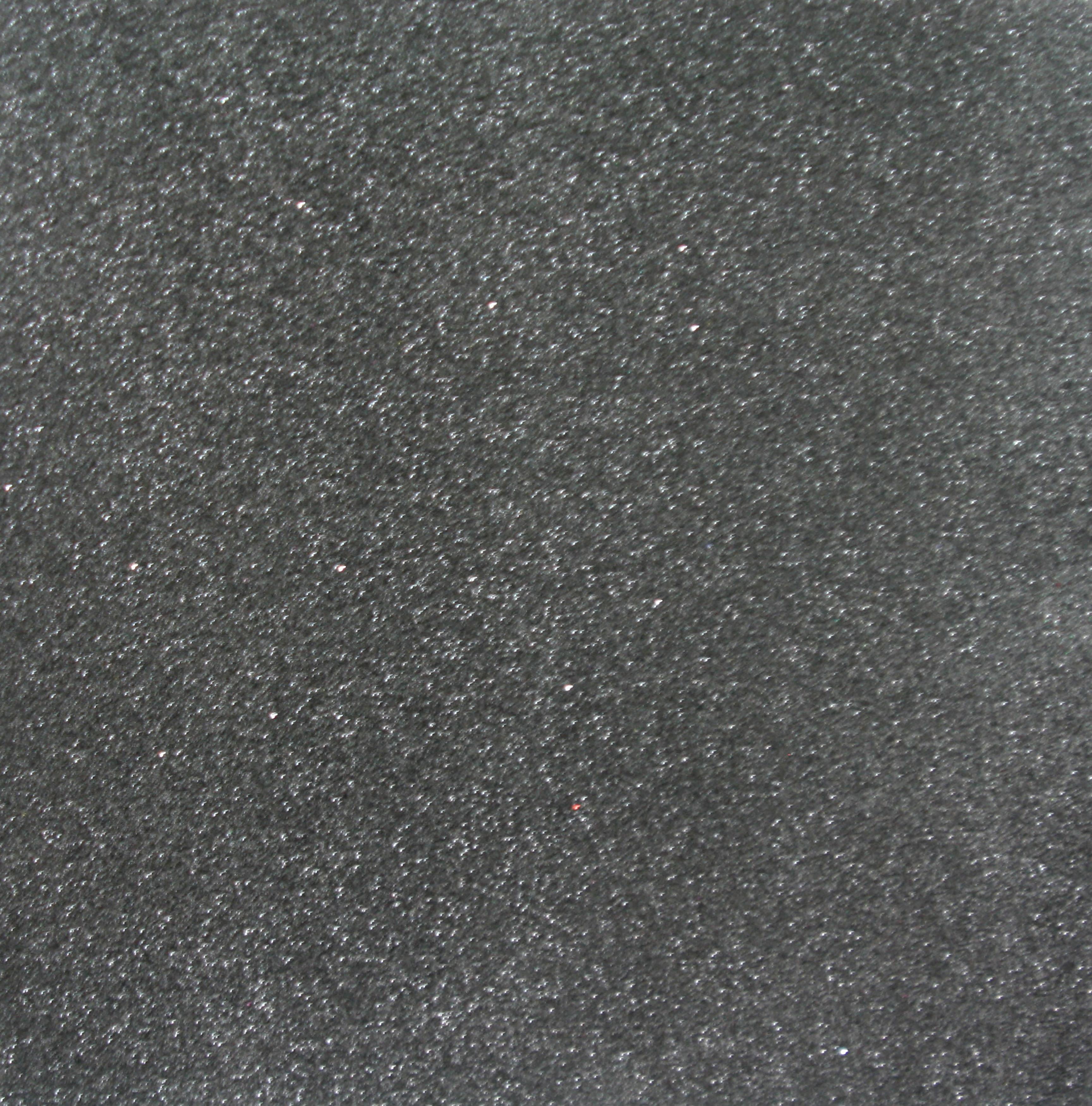 Glitter Cardstock Black