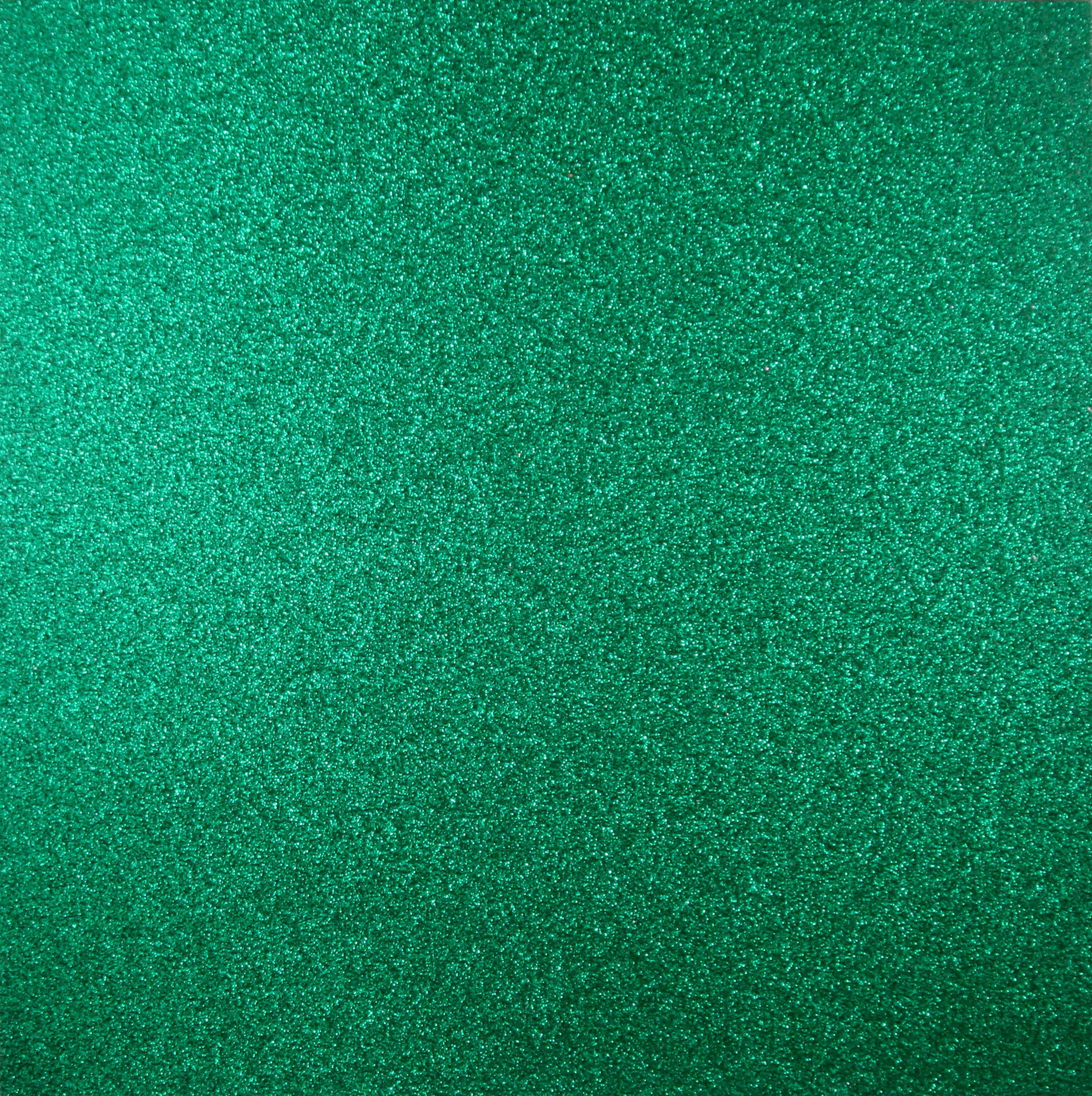 Glitter Cardstock Evergreen