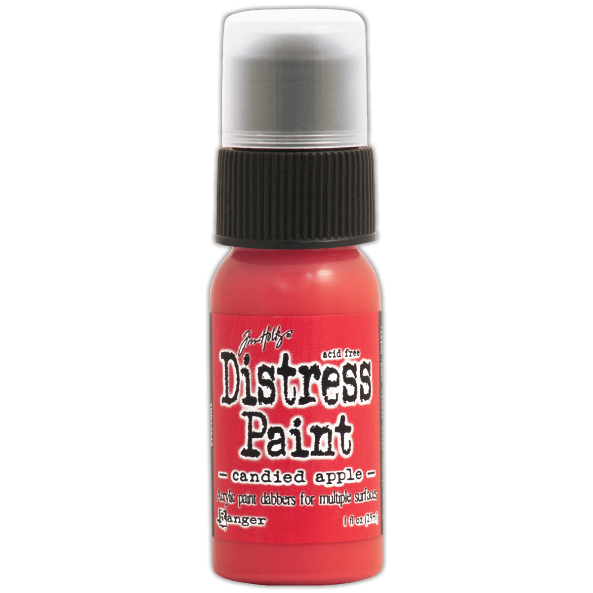 Distress Paint Candied Apple