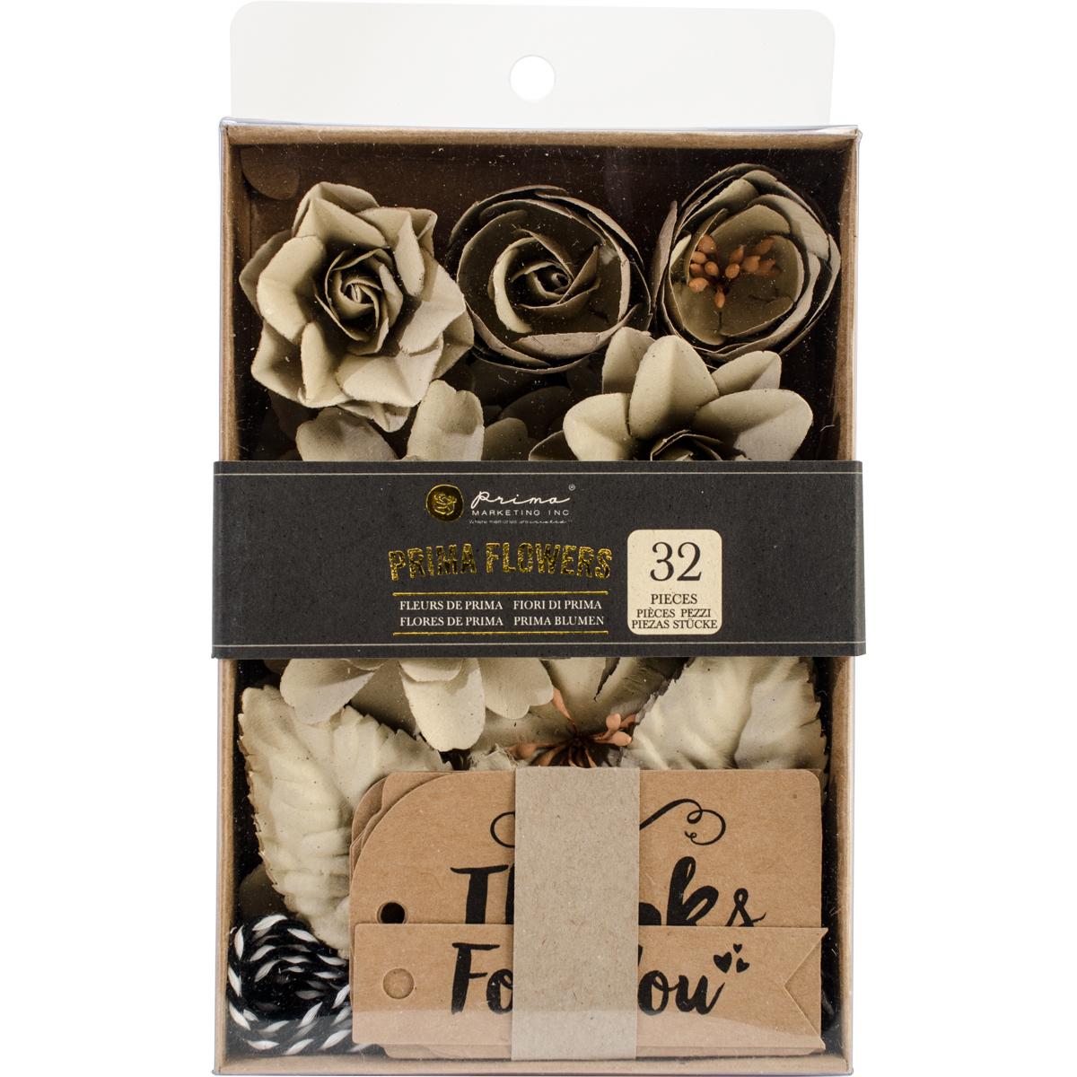SANDSTONE -PRIMA BOXED FLOWERS