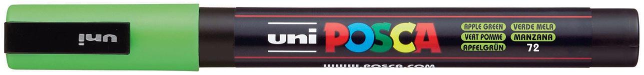 POSCA - 3M Fine Bullet Tip Pen - Apple Green