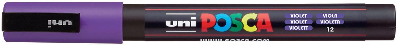 POSCA - 3M Fine Bullet Tip Pen - Violet