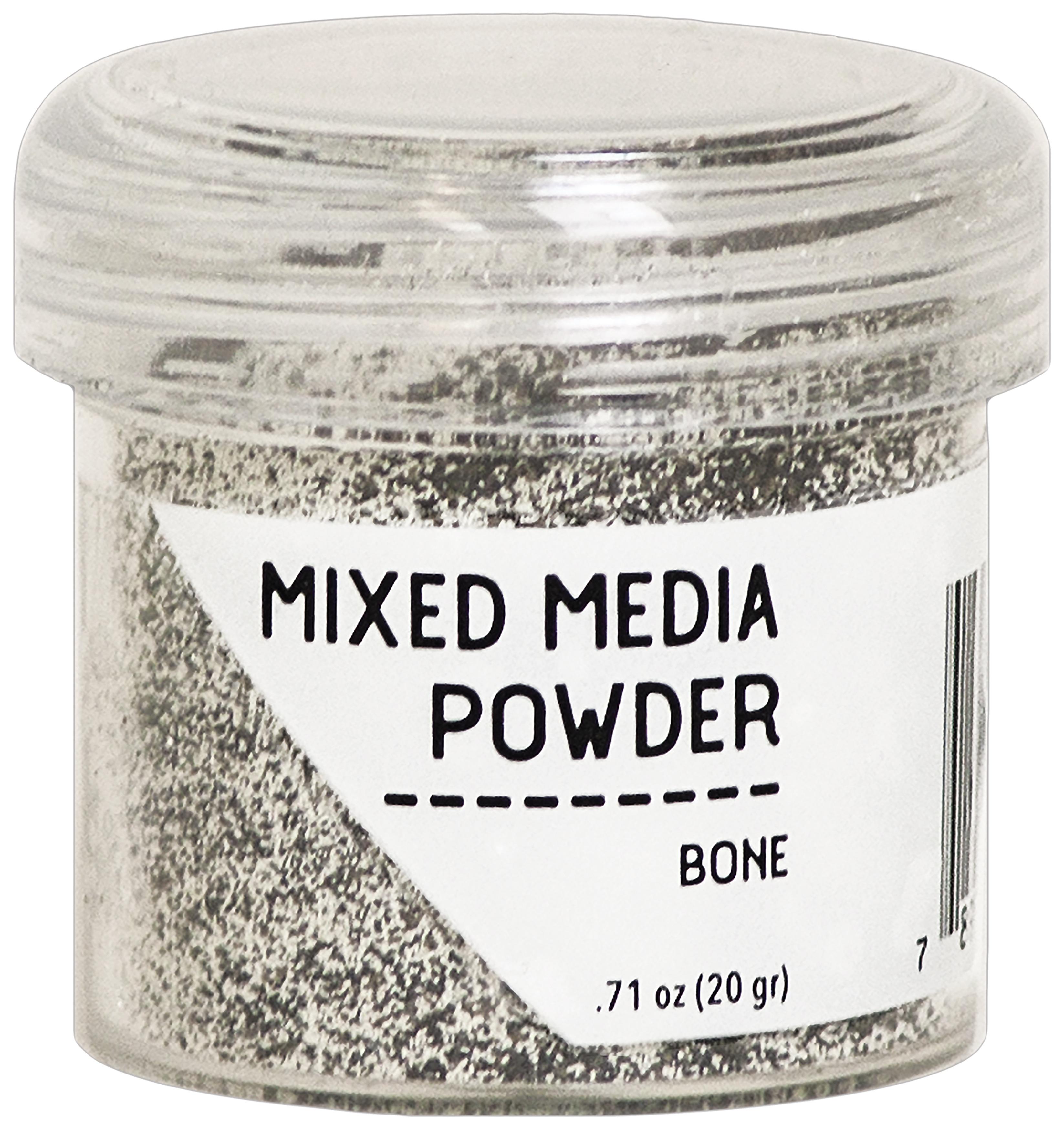 MIXED MEDIA POWDER - BONE