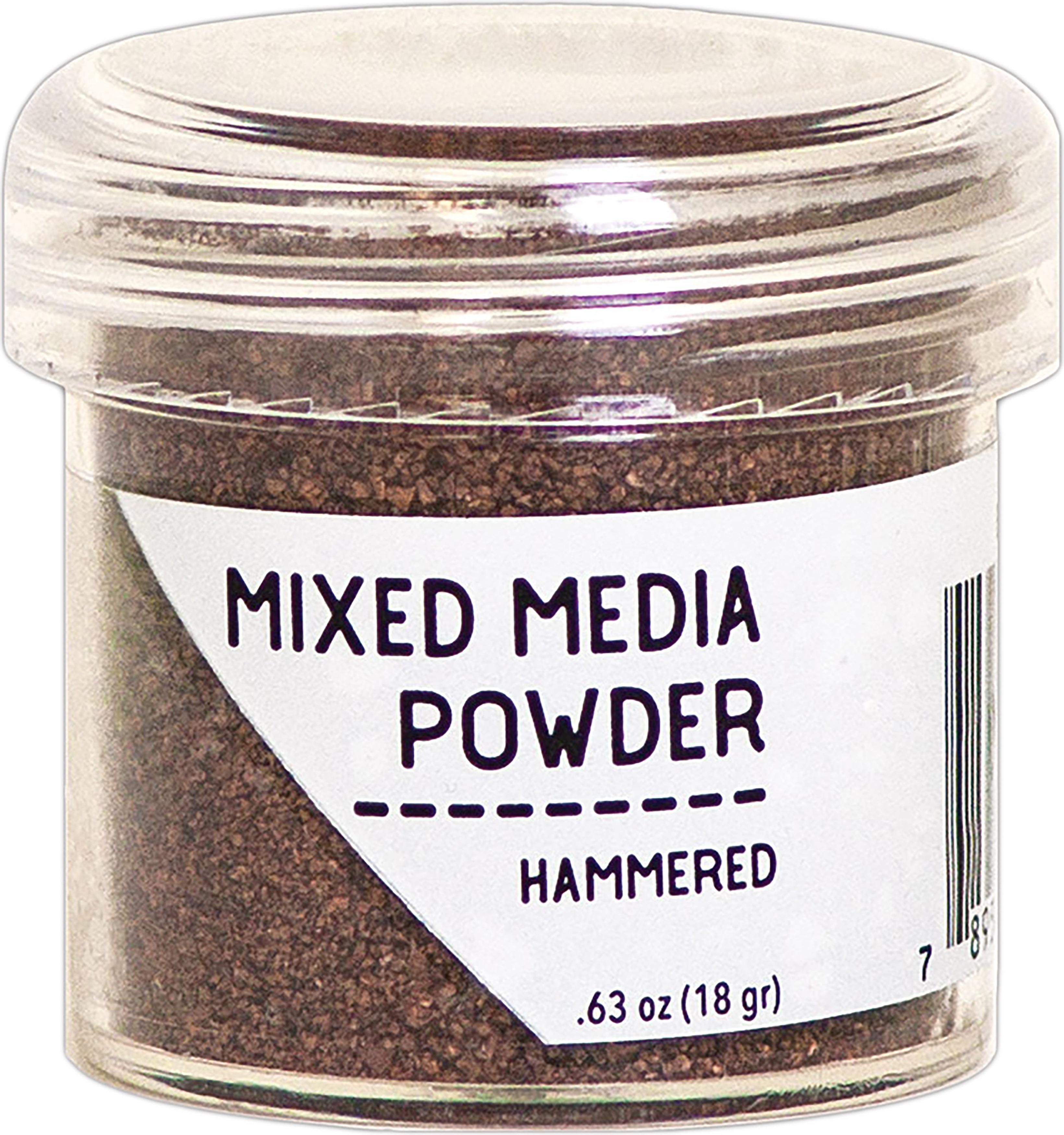 HAMMERED  -MIXED MEDIA POWDER