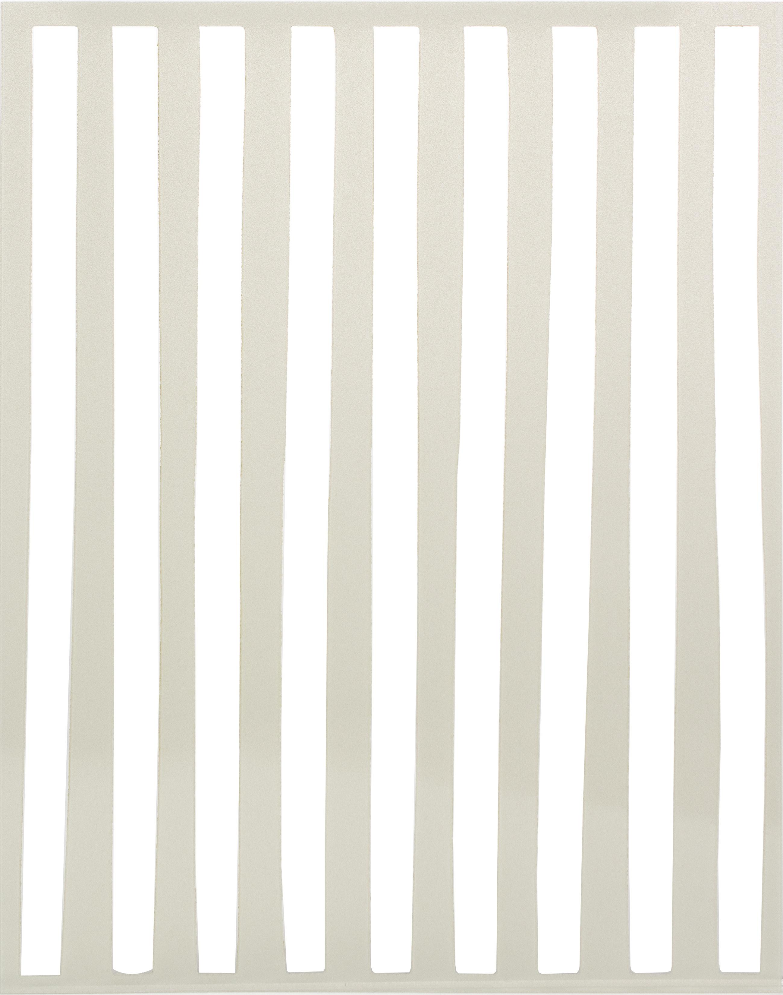 Ranger Letter It Background Stencil 4.75X6-Organic Stripes