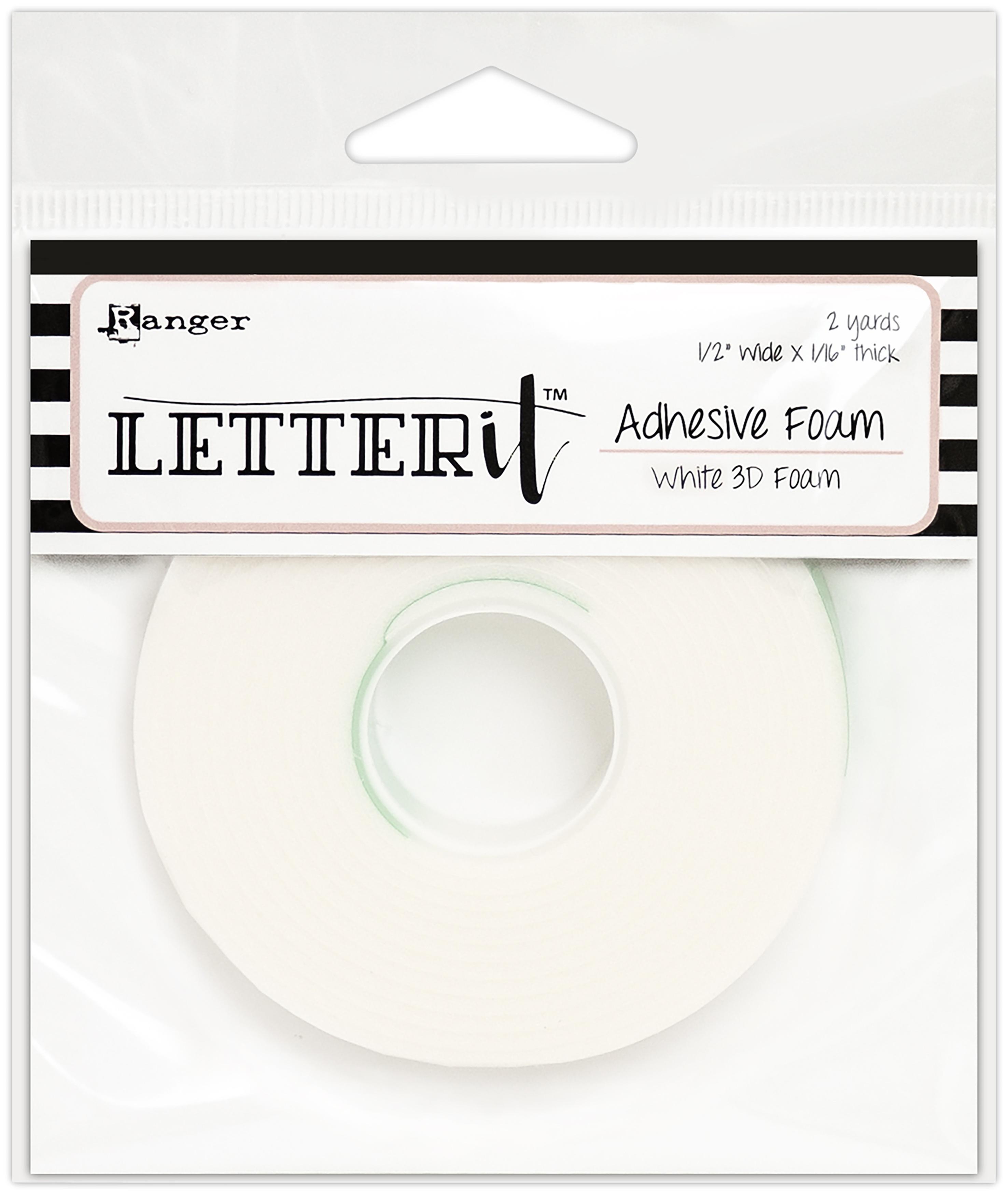 Ranger - Letter It Foam Roll .5X.0625X2.1yd-