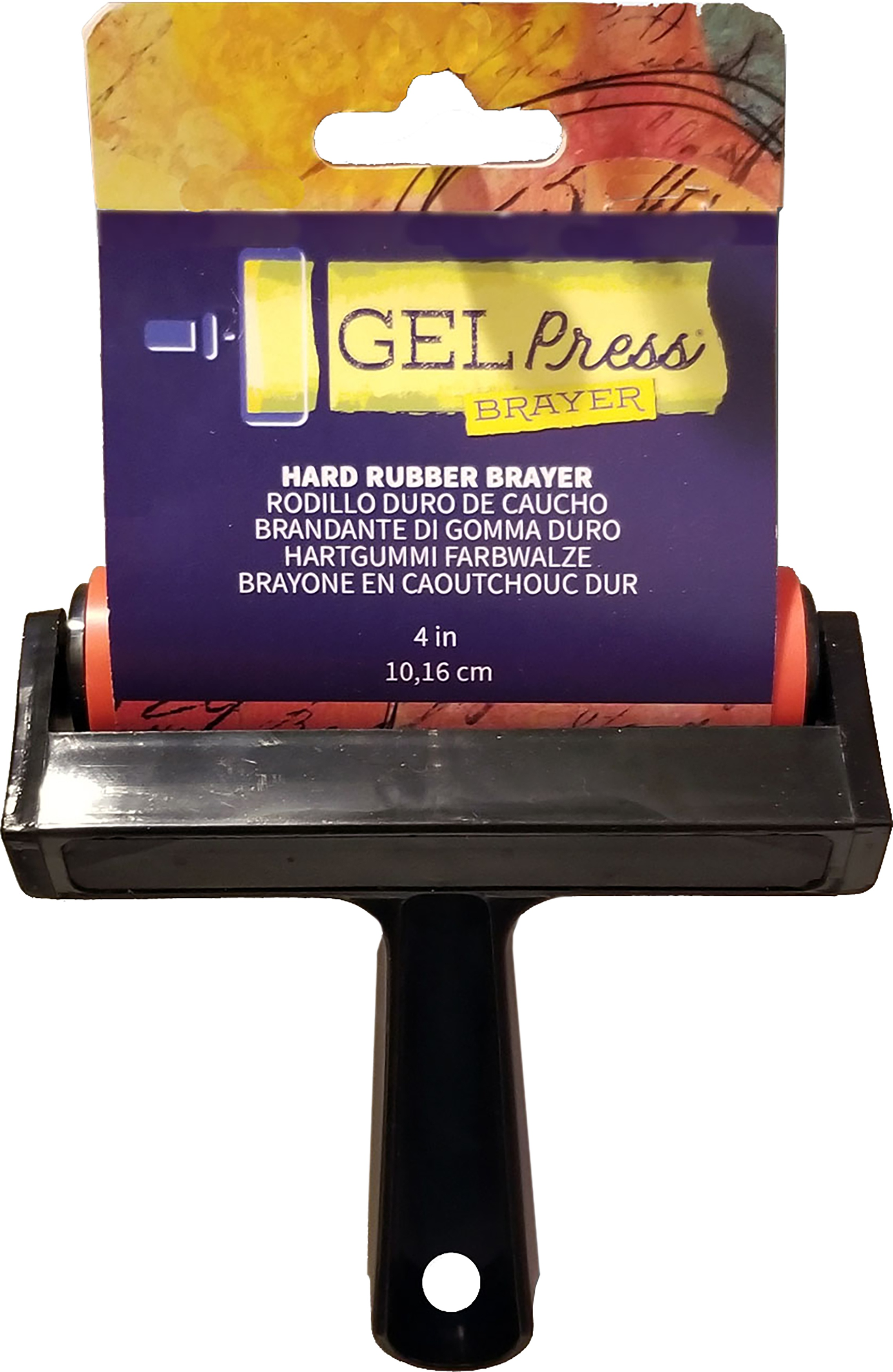 GEL PRESS BRAYER