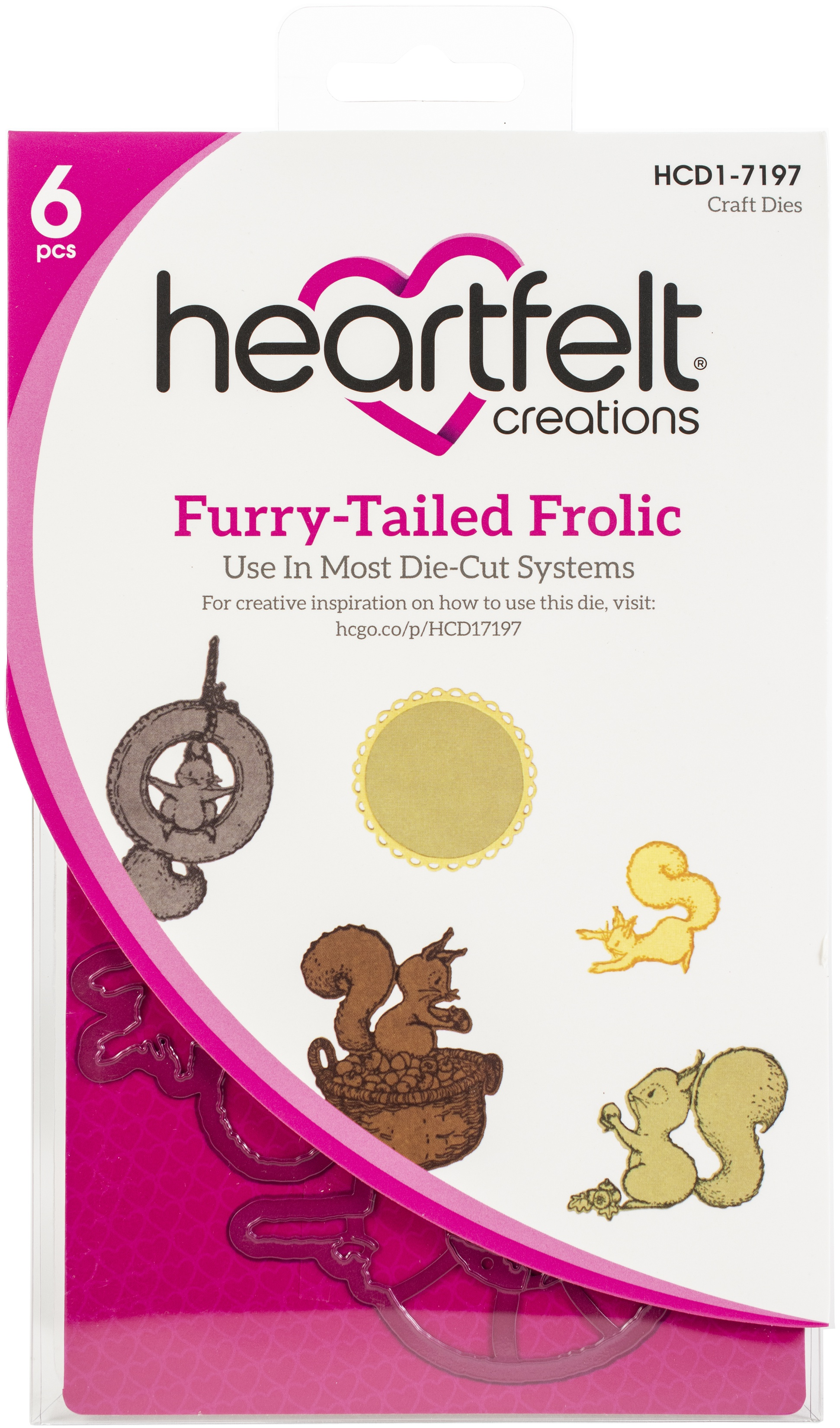 Furry-Tailed Frolic Dies
