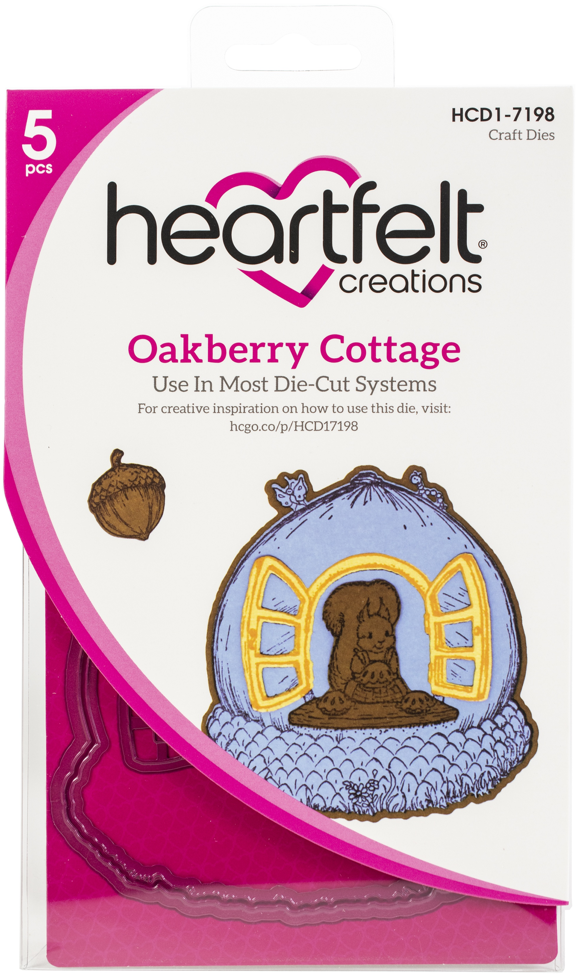 Oakberry Cottage Dies